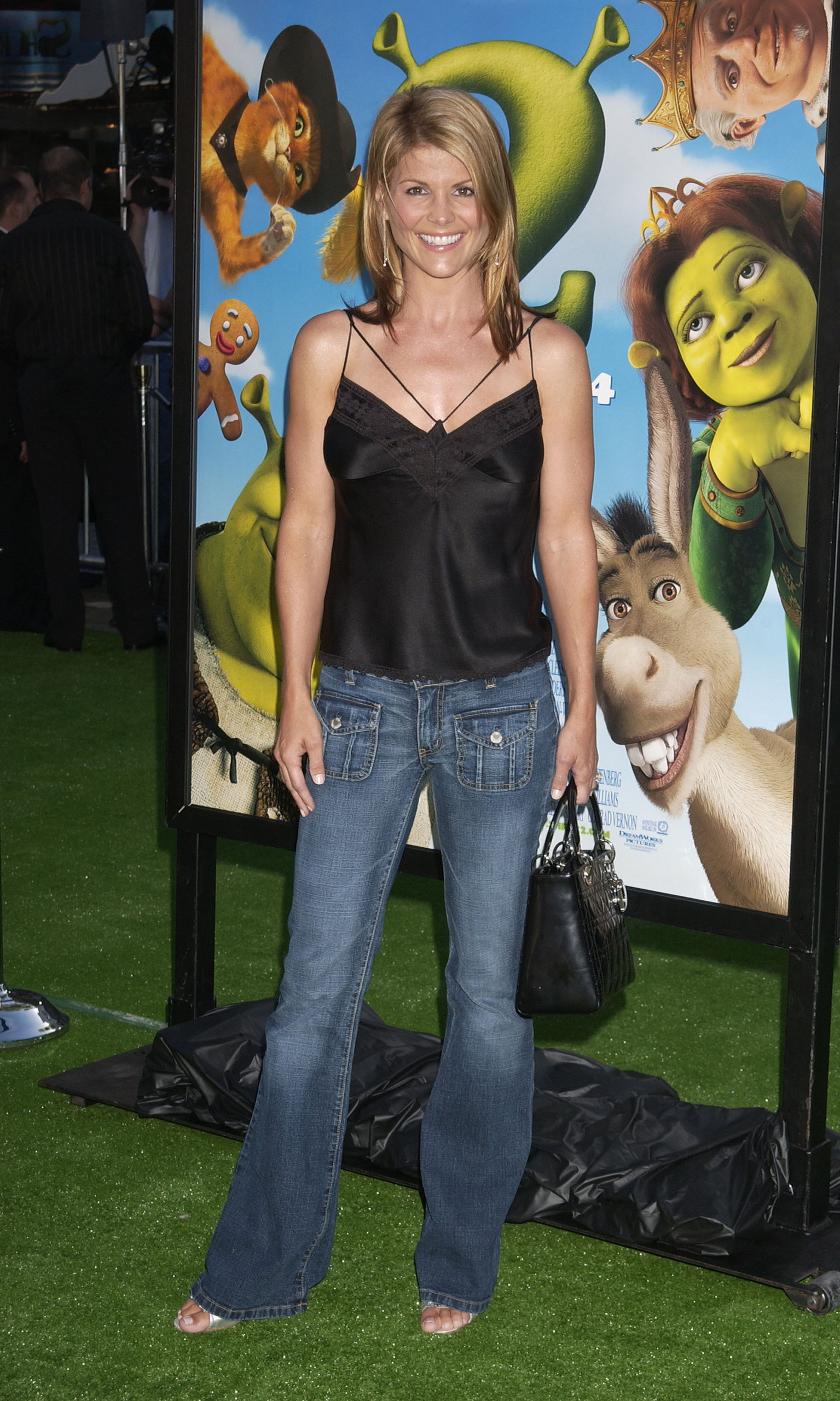 Res: 1535x2560, Lori Loughlin images Shrek 2 Premiere HD wallpaper and background photos