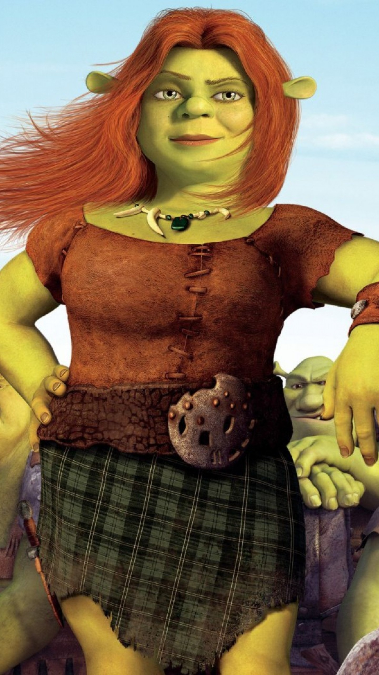 Res: 1440x2560, Fiona Wallpapers Shrek 2 69 Images