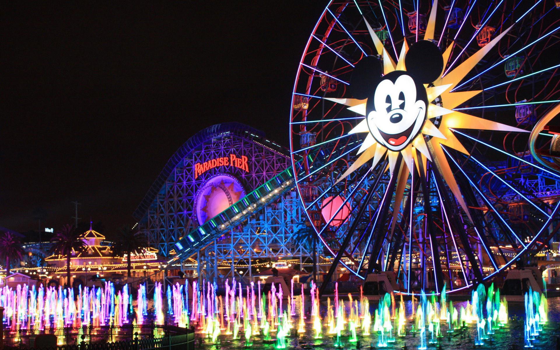 Res: 1920x1200, Disney Parks Wallpaper HD