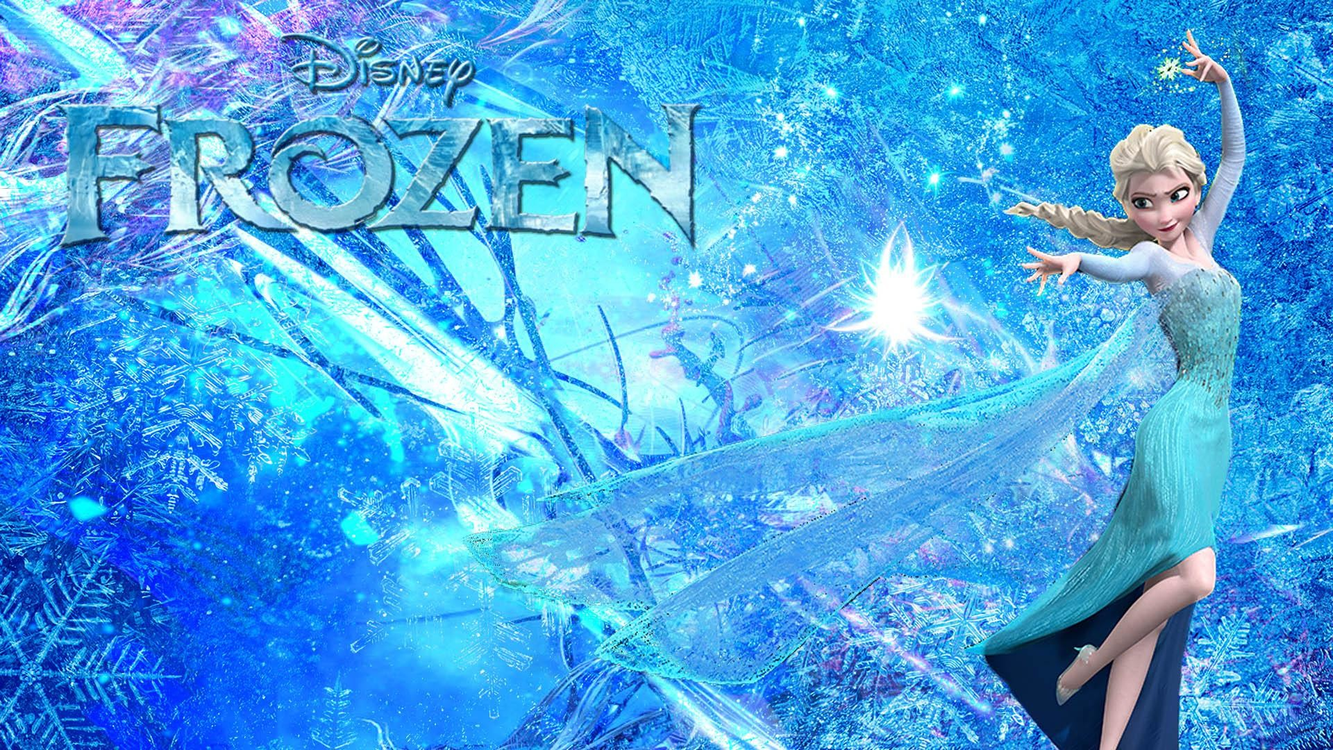 Res: 1920x1080, Elsa Frozen Wallpapers HD.