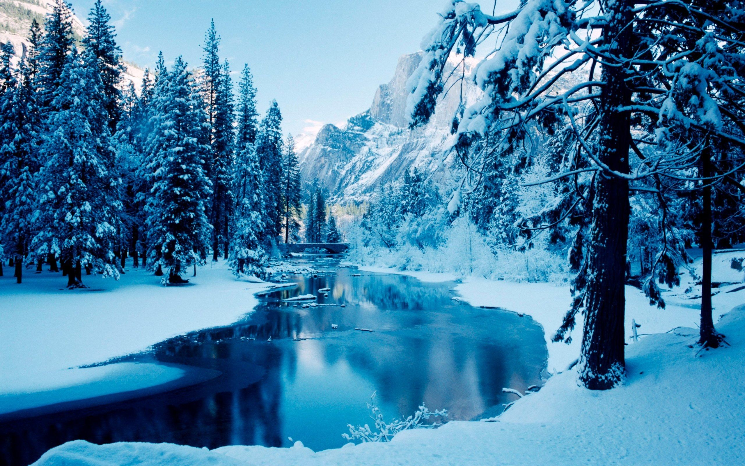 Res: 2560x1600, 20 Beautiful Snow Wallpapers for Your Desktop