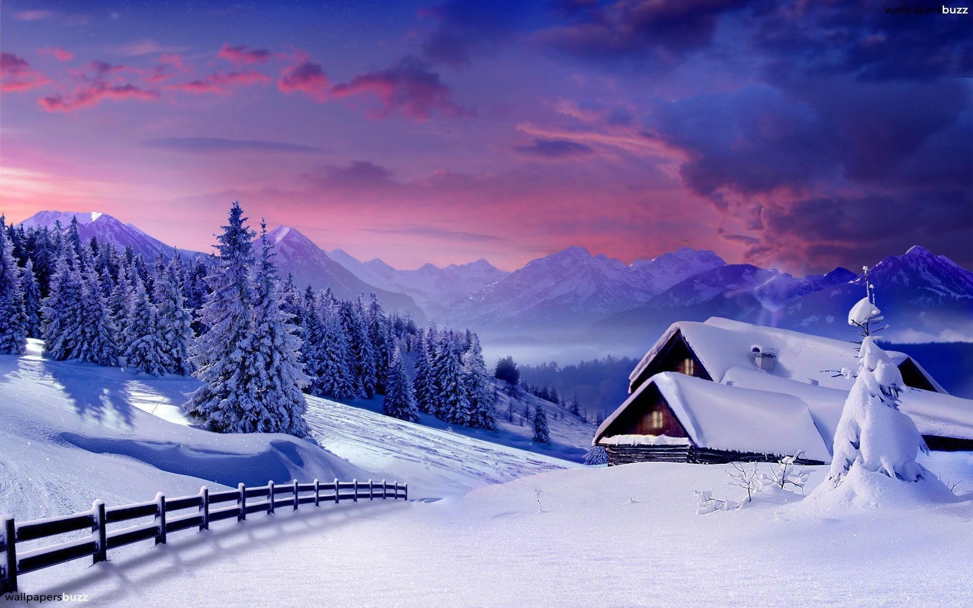 Res: 1920x1200, Snowy Mountains Wallpapers - Wallpaper Cave