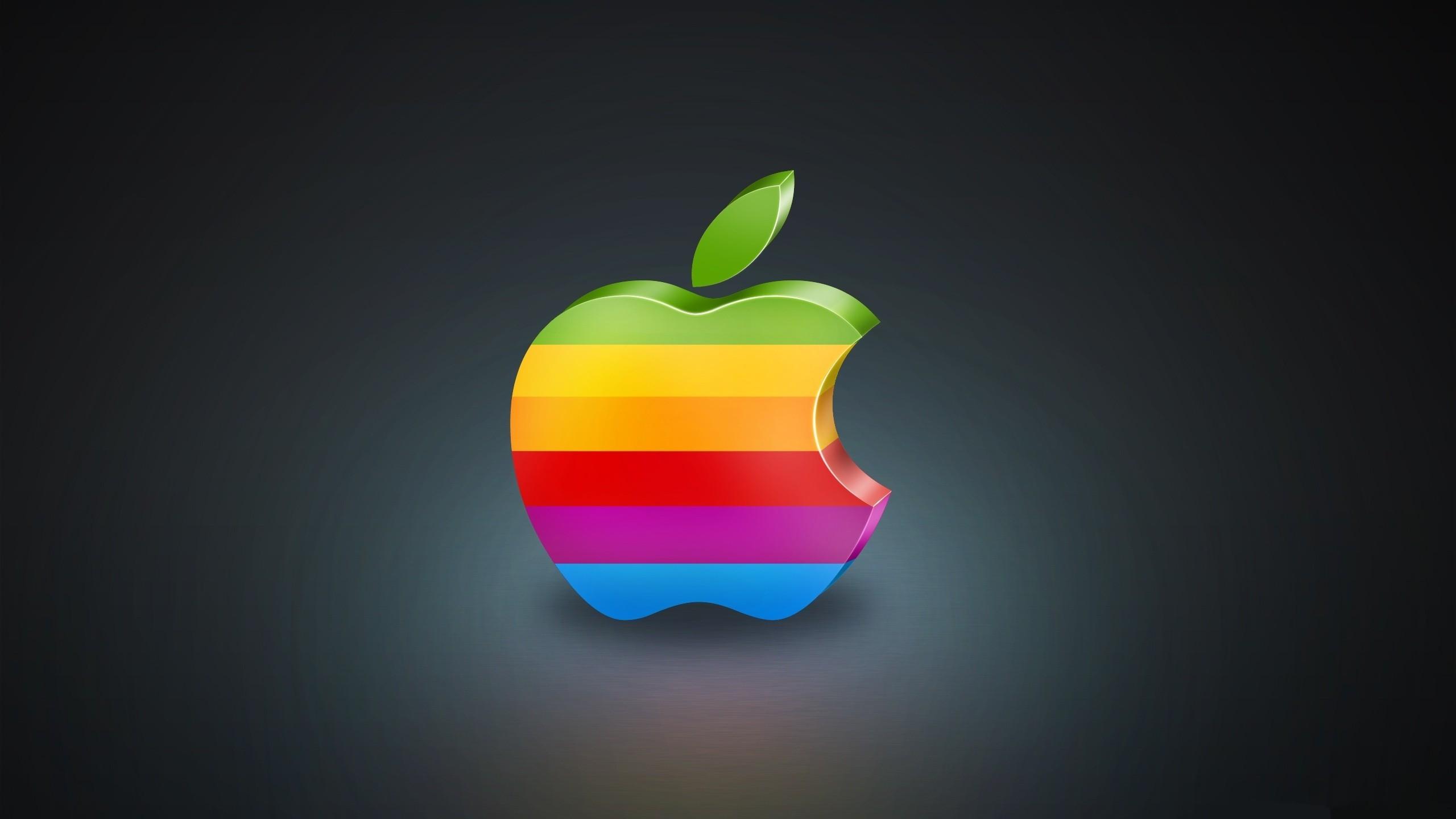 Res: 2560x1440, Apple 3d Wallpaper  Download Desktop Wallpapers HD Images Amazing  Background Images Mac Desktop Wallpapers Free Tablet