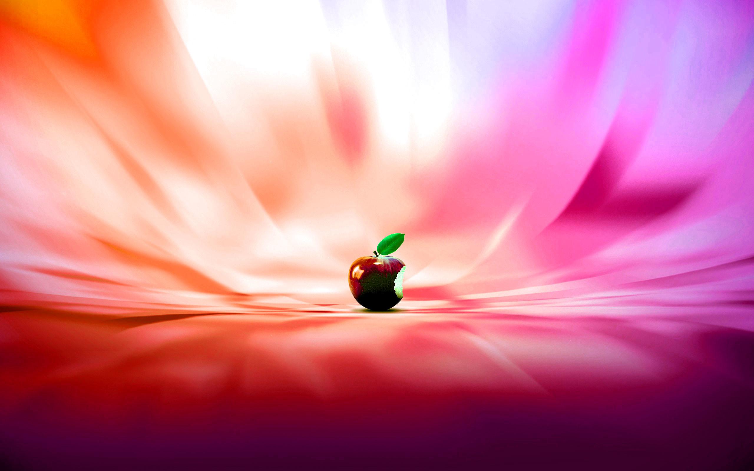 Res: 2560x1600, 3D Wallpaper HD Apple