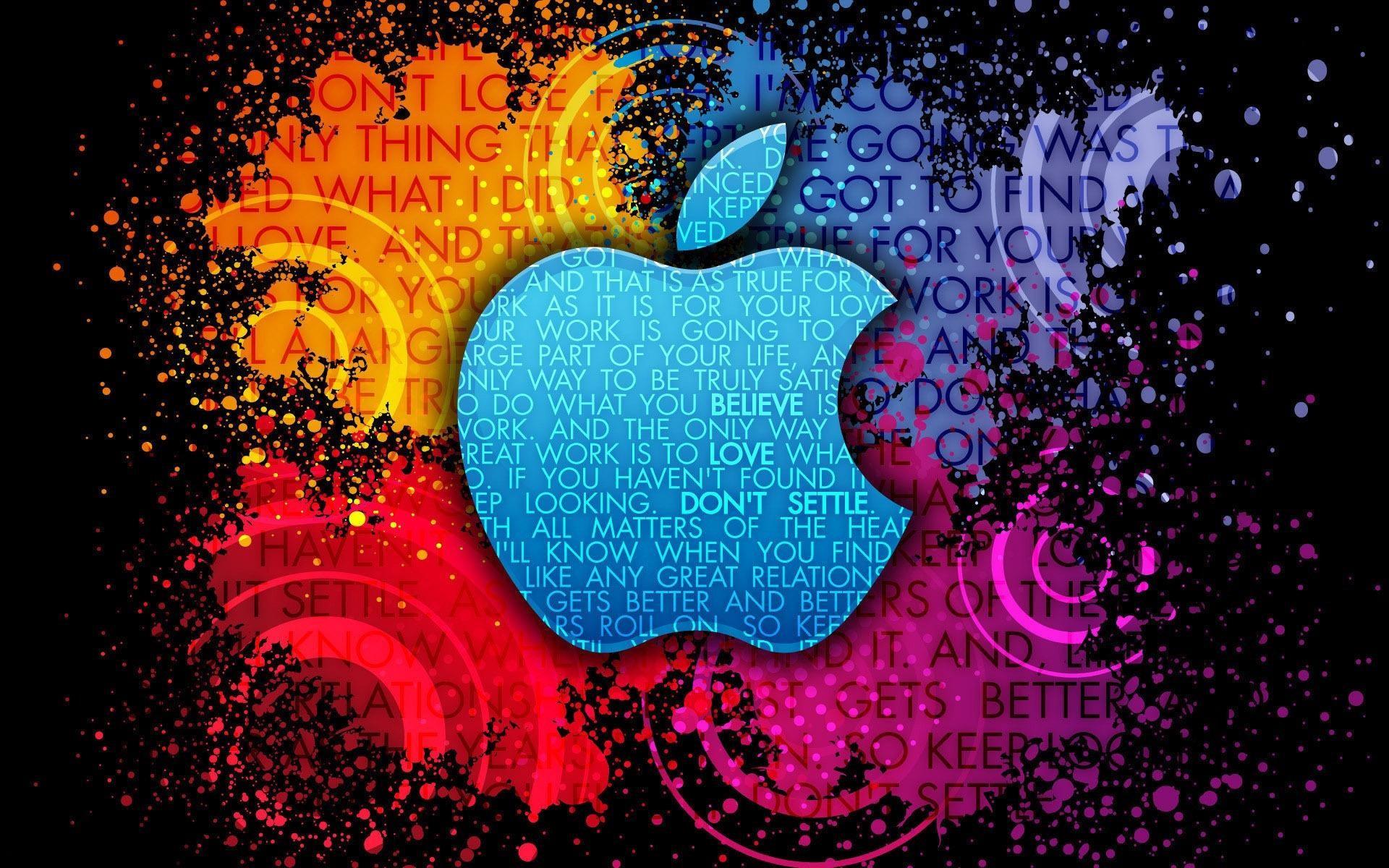 Res: 1920x1200, apple 3d wallpaper #553037