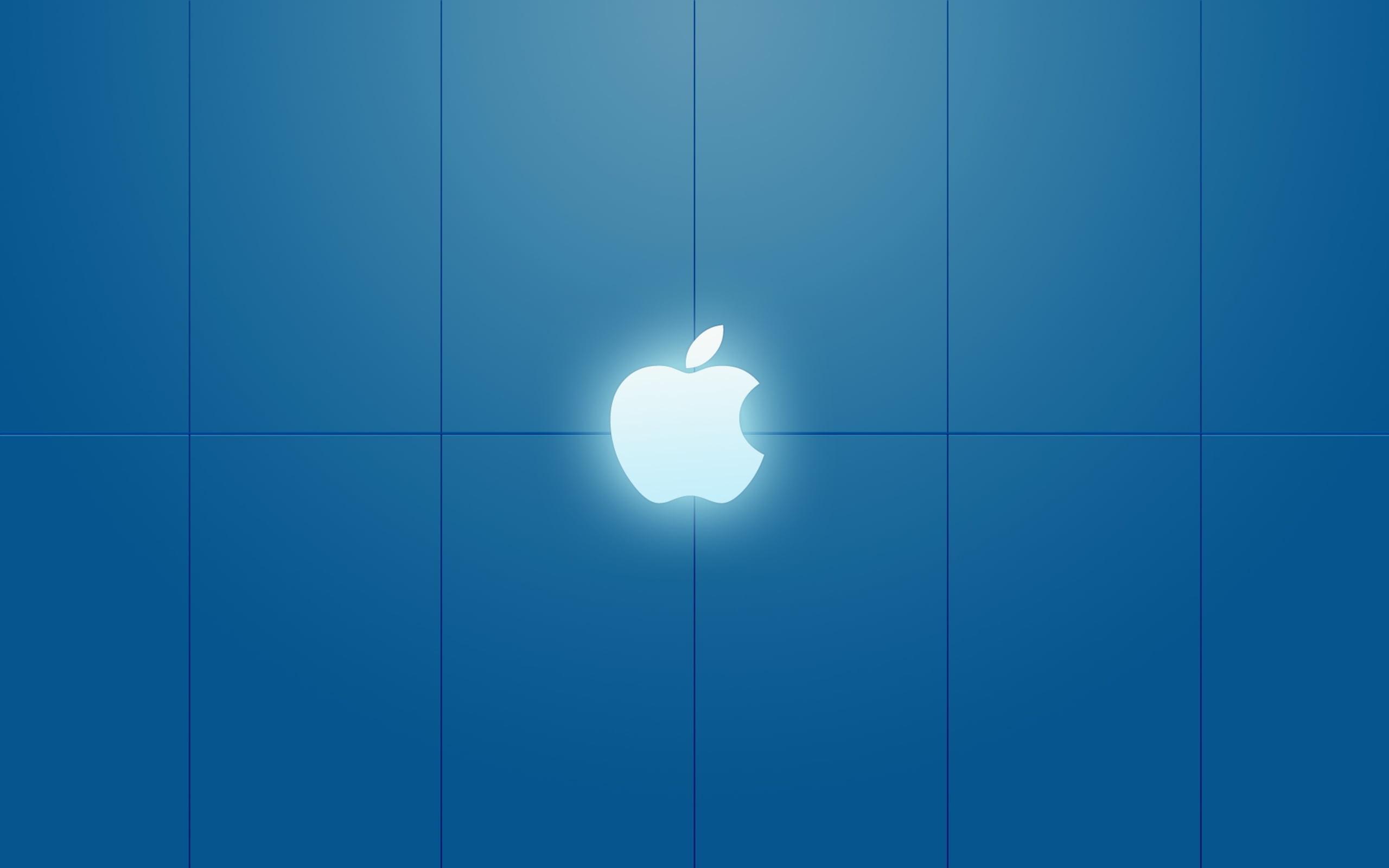 Res: 2560x1600, Apple 3D wallpaper HD wallpaper