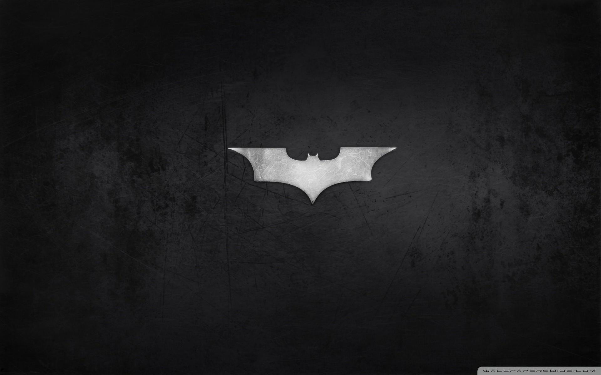 Res: 1920x1200, Batman Logo HD