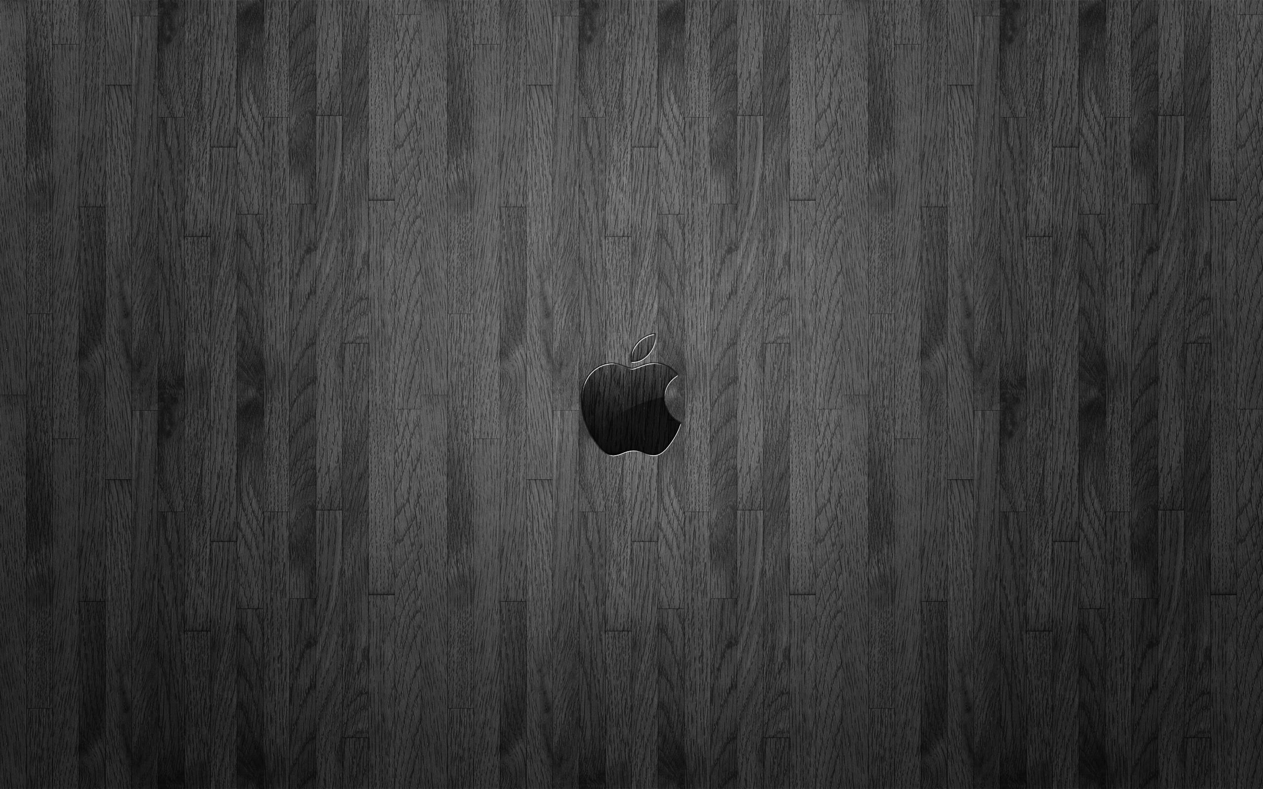 Res: 2560x1600, wood wallpaper apple 3d. Â«Â«