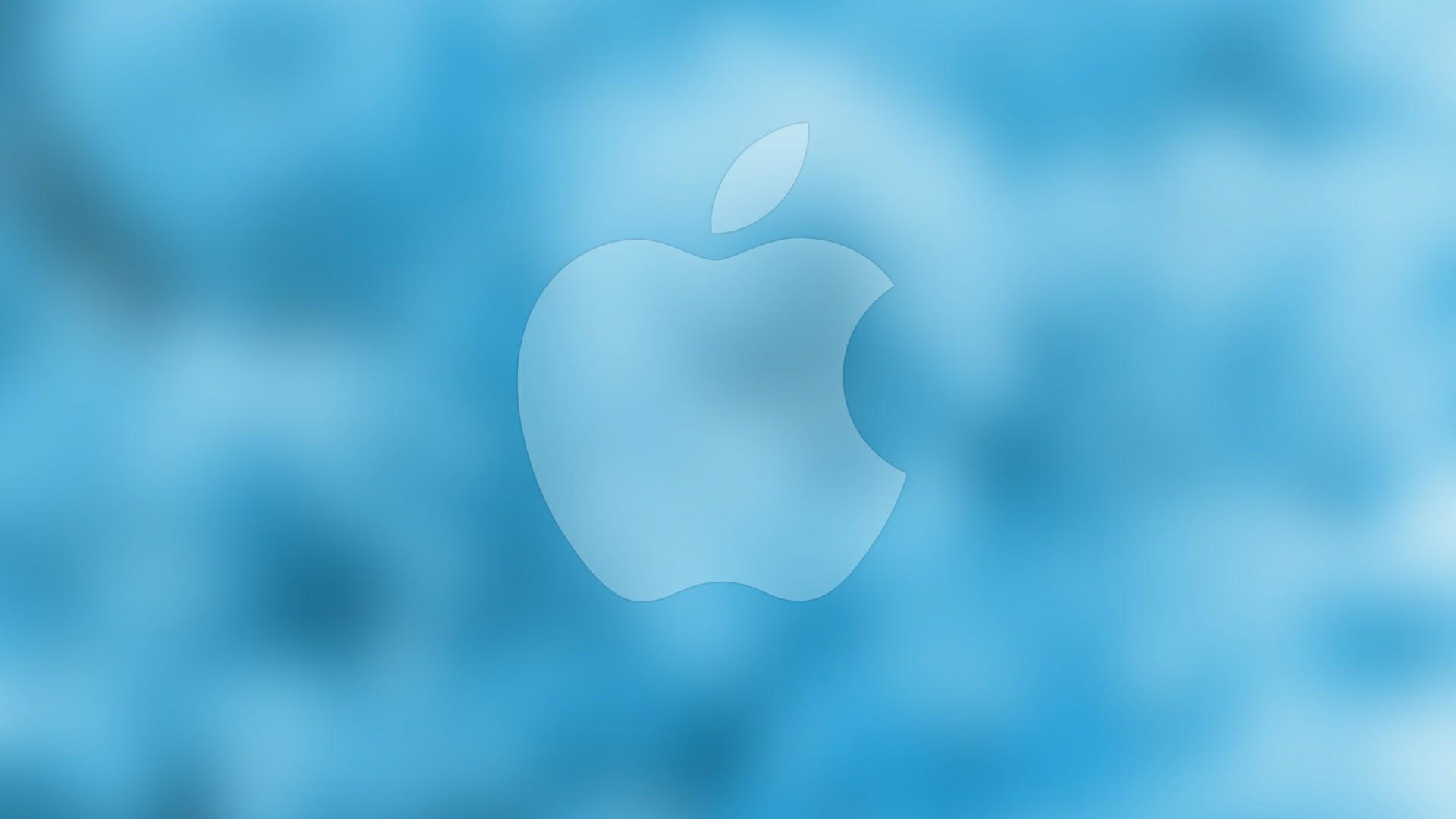 Res: 1920x1080, 2560x1600 Silver Apple 3D Wallpaper
