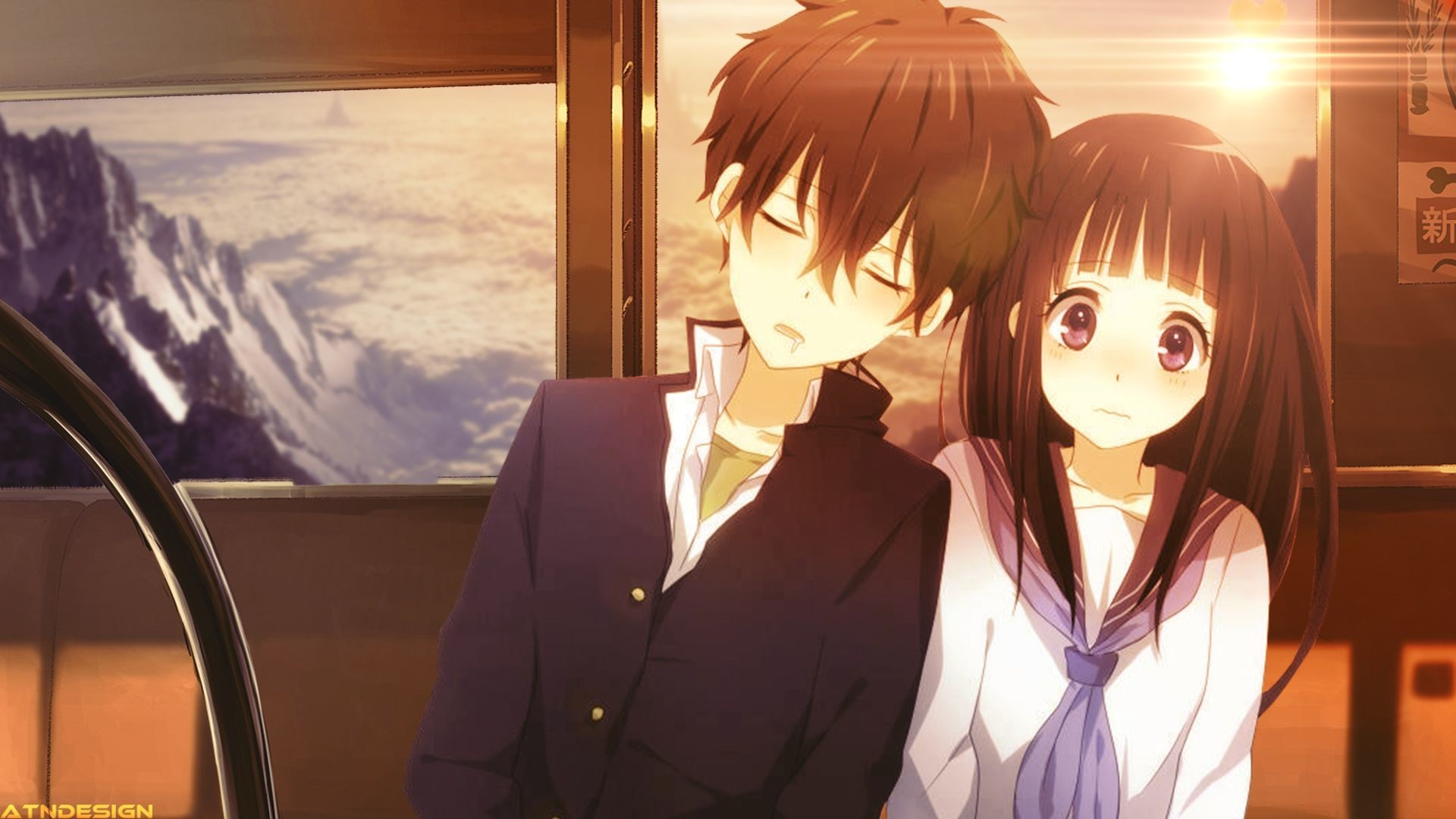 Res: 1920x1080, Cute Anime Couples wallpaper |  | #75207