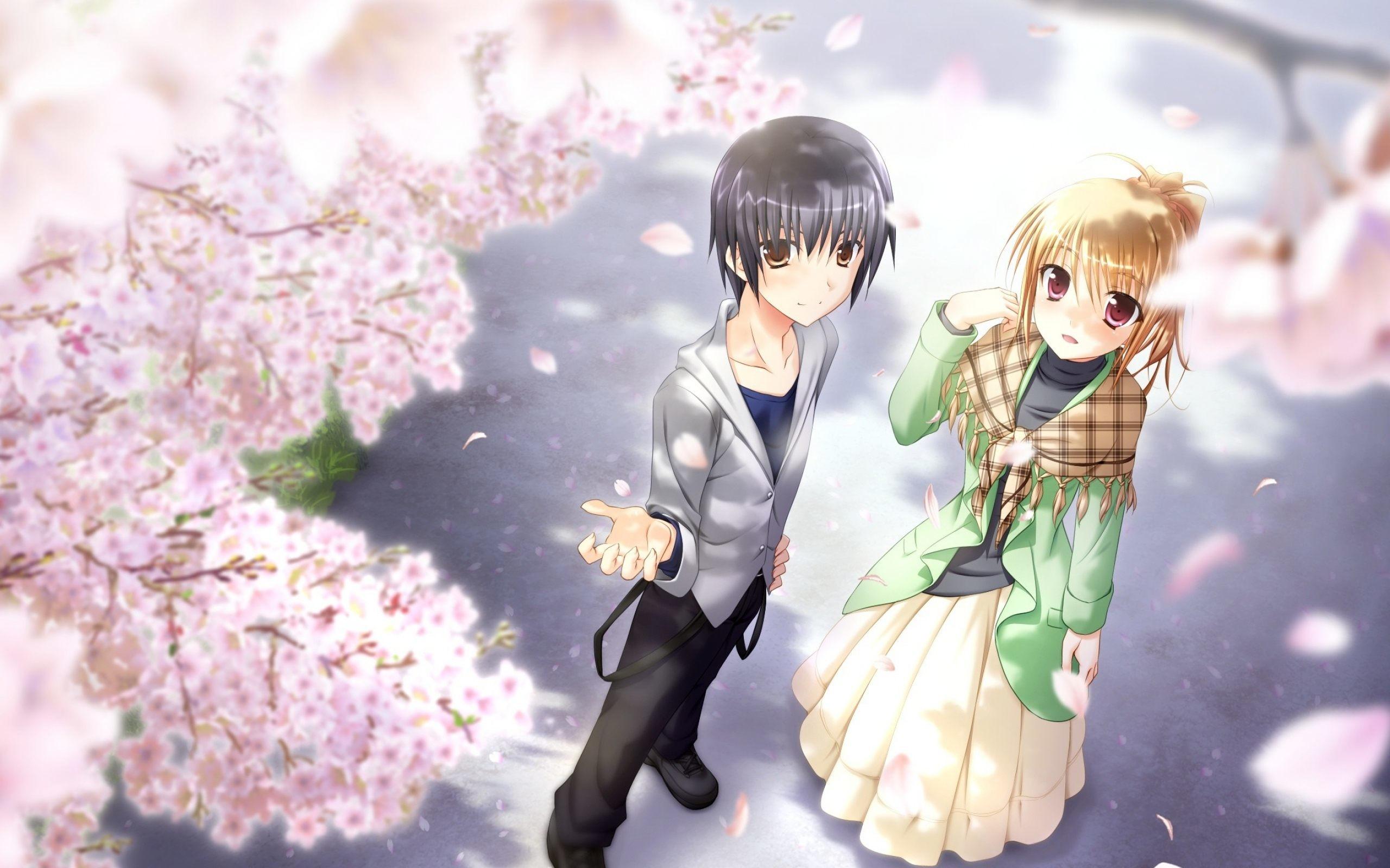 Res: 2560x1600, Pics Photos Wallpaper Hd Cute Anime Couples Wallpaper