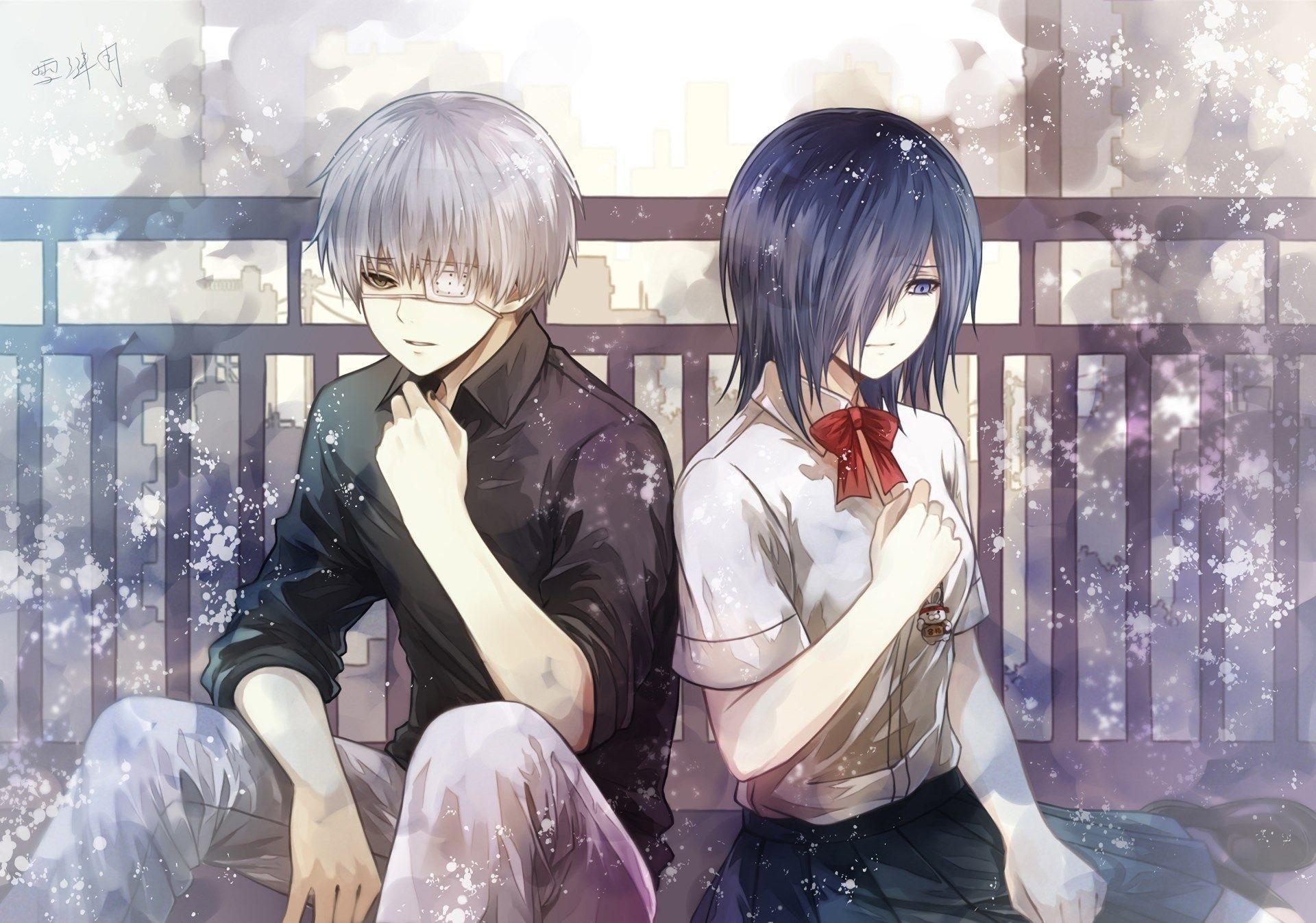 Res: 1920x1347, DOWNLOAD <== Sad Anime Couple ...