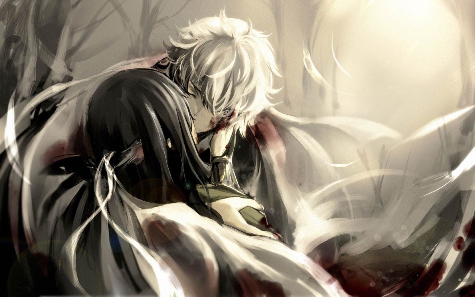 Res: 1920x1200,  Anime-WP | Best Wallpapers website · Download · cute anime couple  wallpaper ...