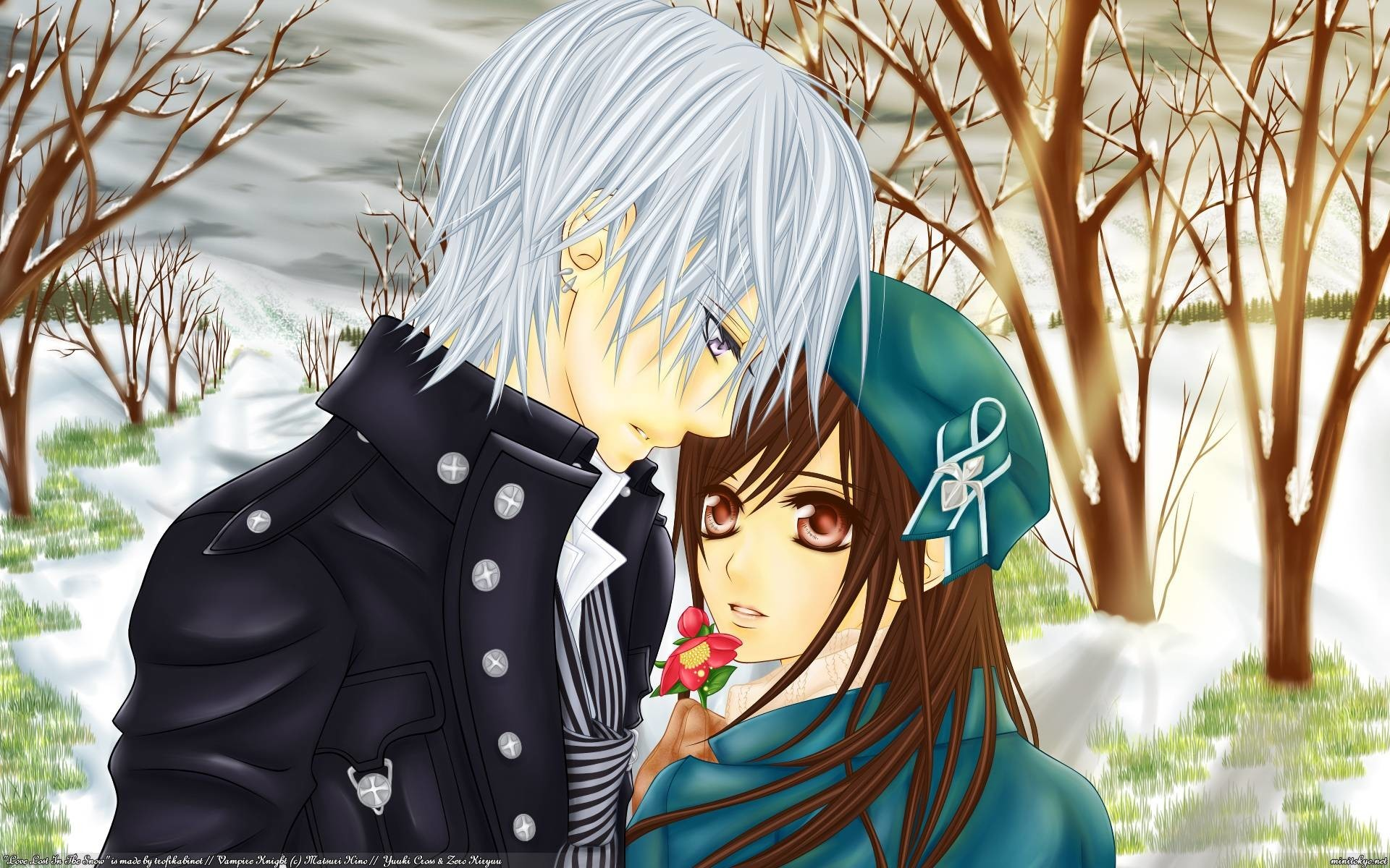 Anime Couple wallpapers - HD wallpaper Collections ...