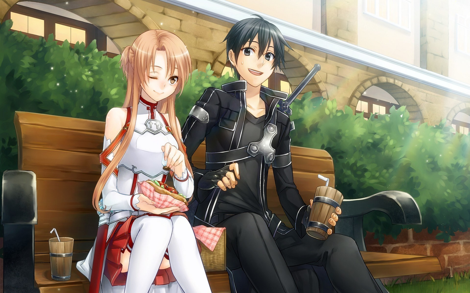 Res: 1920x1200, anime couple wallpaper hd #622857