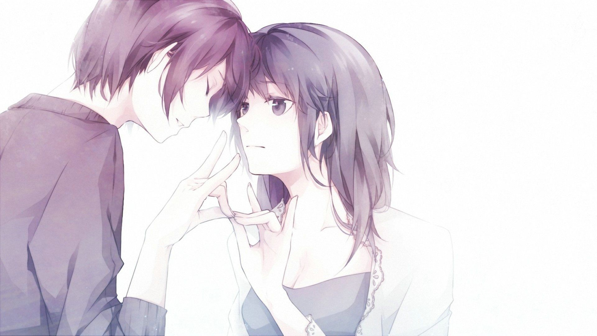Res: 1920x1080, Anime Couple Wallpaper (24)