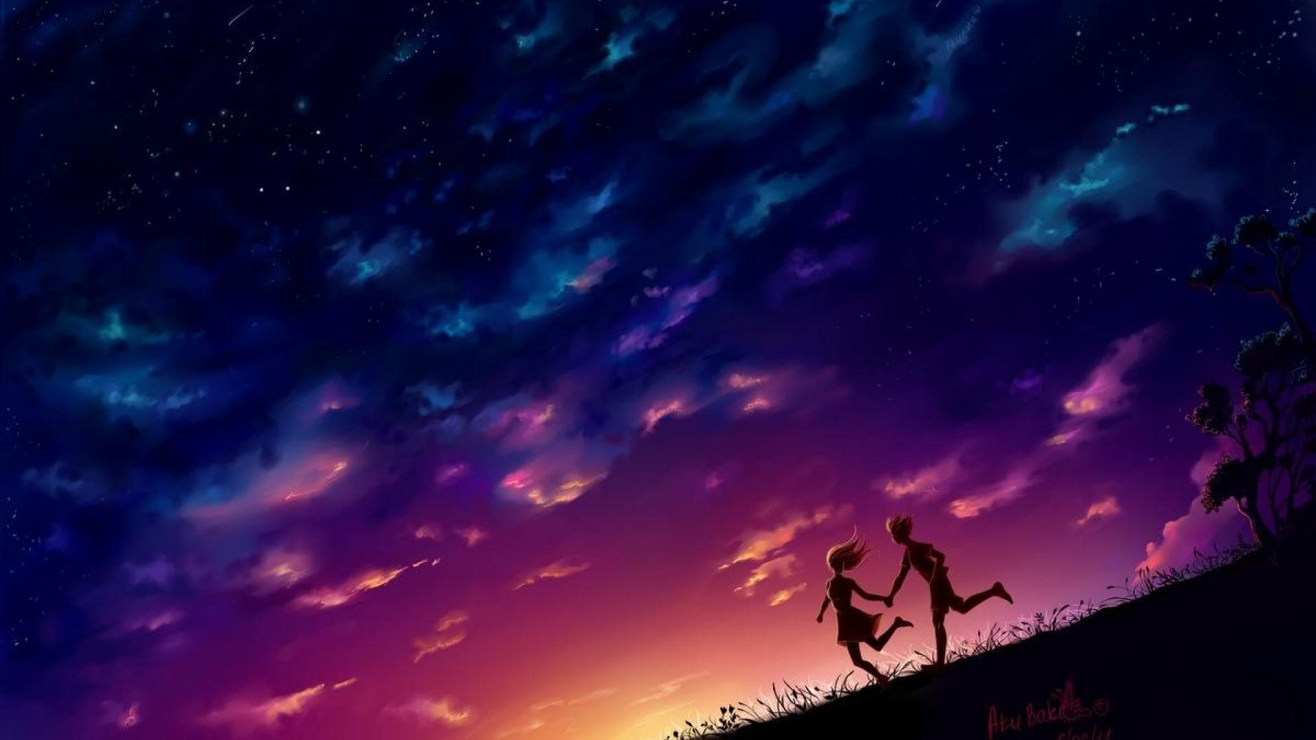 """Res: 1920x1080, 1920x1200 Romantic Anime Wallpapers (the best 63+ images in 2018)"""">"""