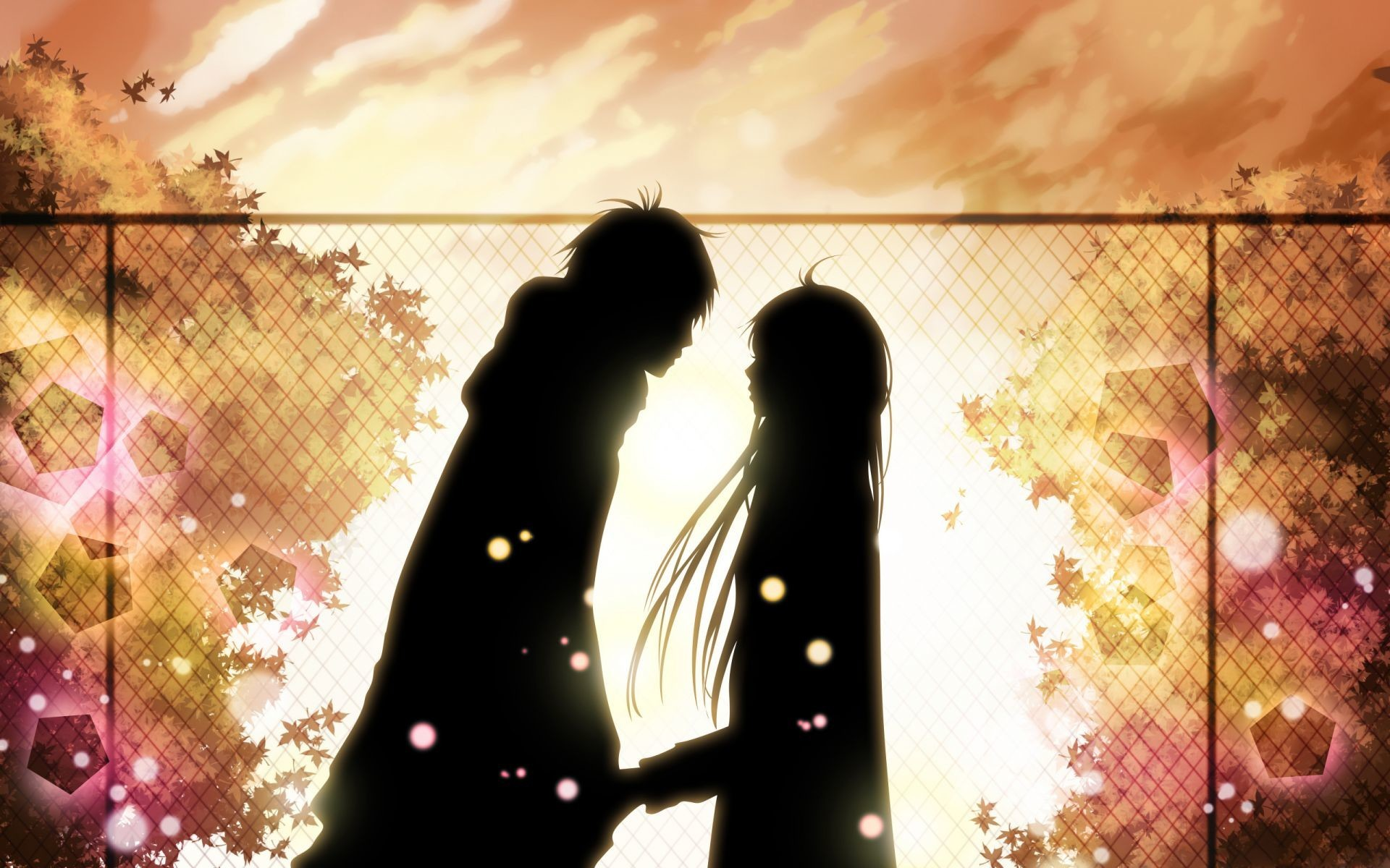 Res: 1920x1200,  Beautiful Anime Couple Wallpaper HD Images – One HD Wallpaper