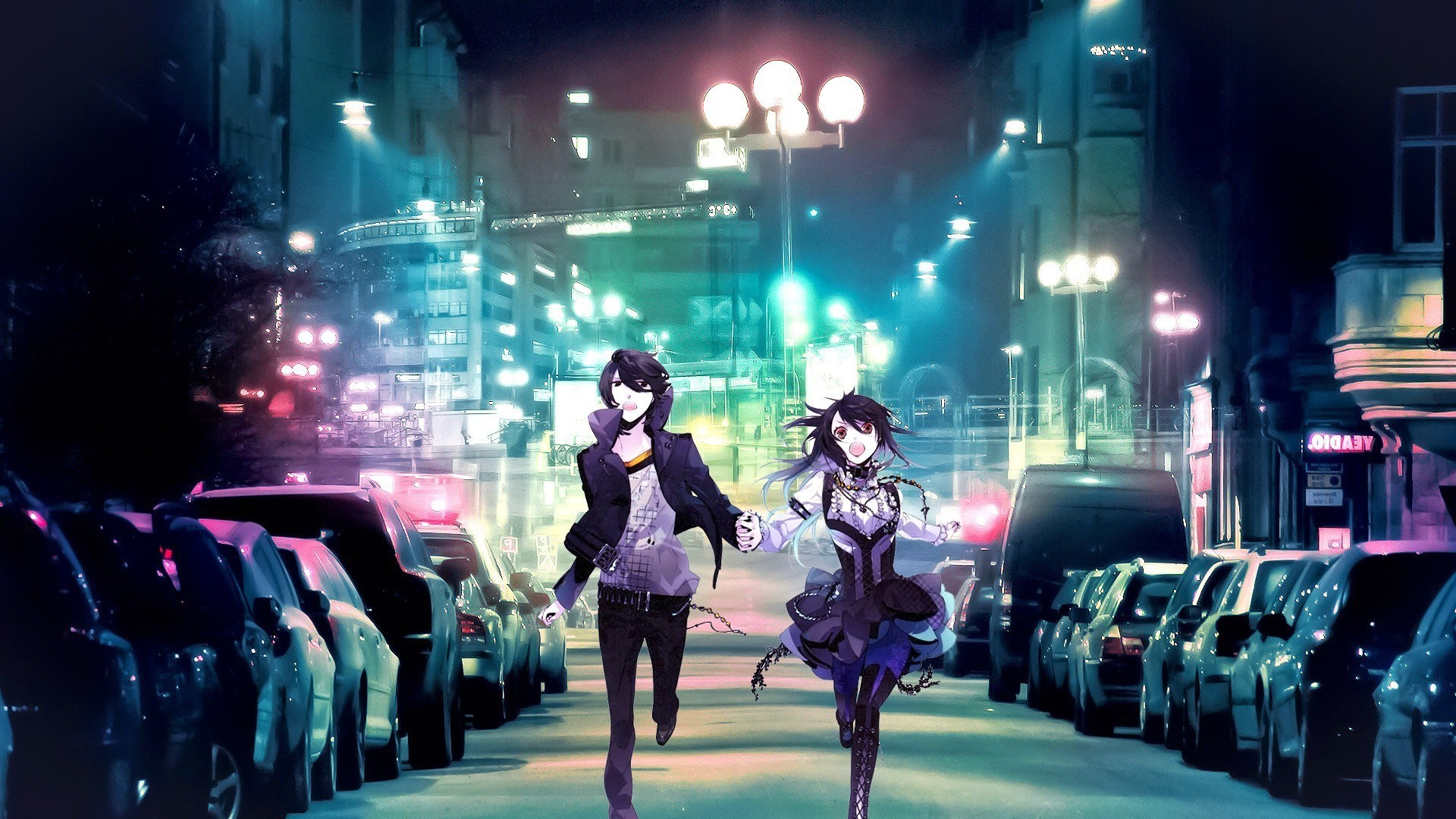 Res: 1920x1080, Cute Anime Couple Photos Cute Anime Couple Wallpaper Download Free