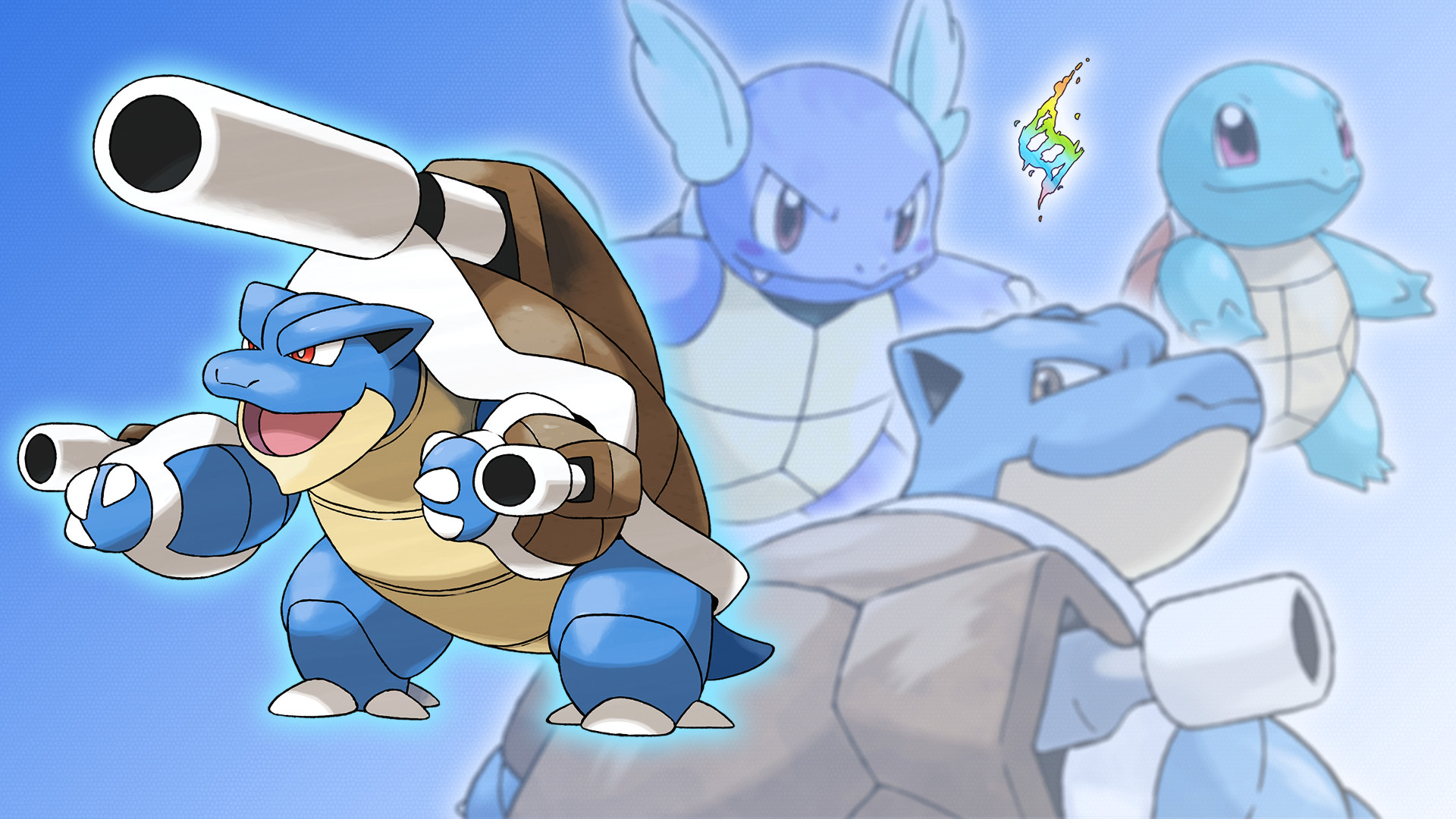 Res: 1920x1080, Pokemon Squirtle 1920 Amp 2151080 Wallpaper