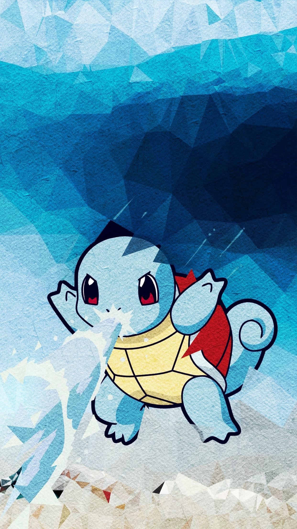 Res: 1242x2208, Great Squirtle wallpaper | iPhone X Wallpapers