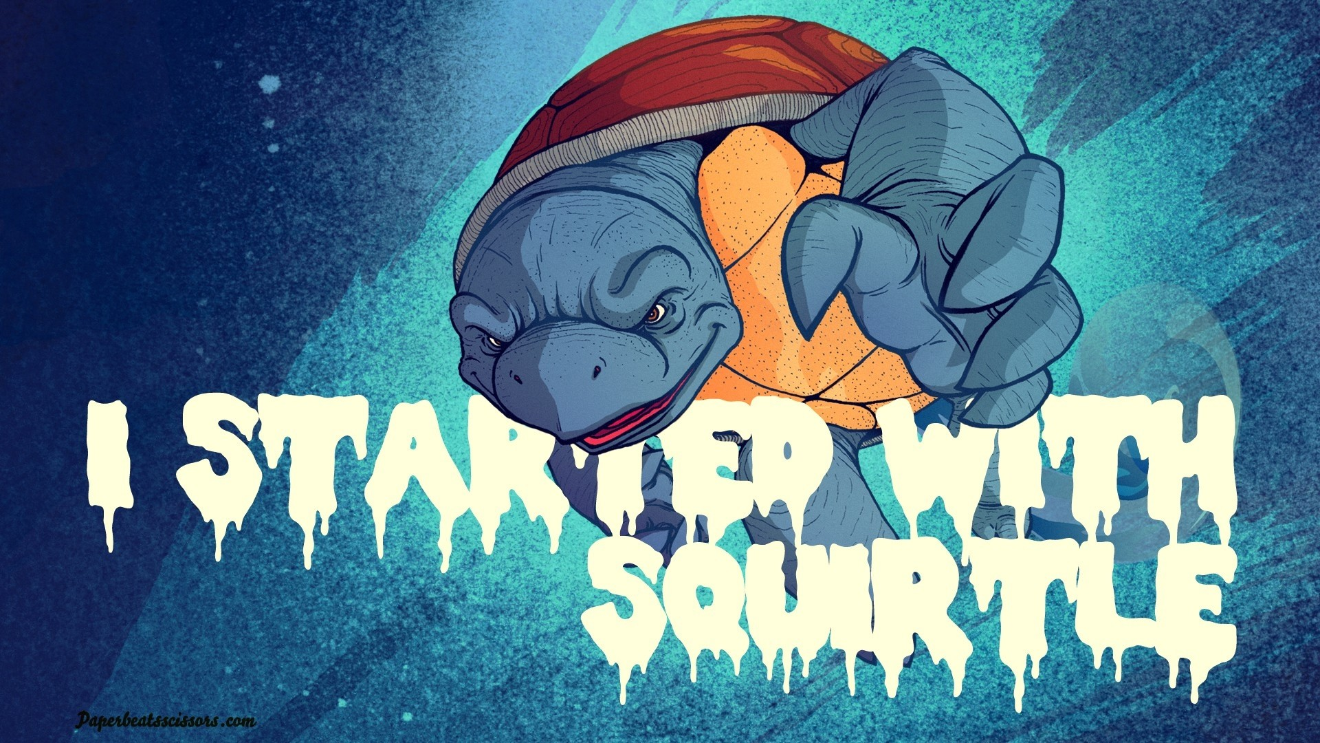 Res: 1920x1080, squirtle  wallpaper Art HD Wallpaper