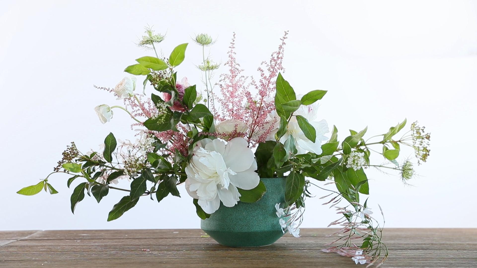 Res: 1920x1080, DIY Spring Flower Arrangement