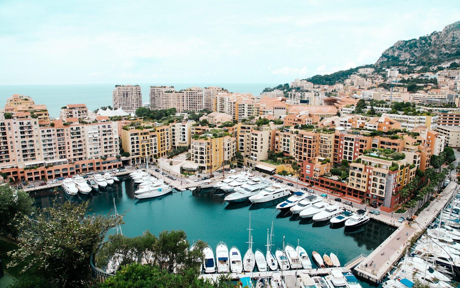 Res: 1920x1200, Port Monaco Luxury Mediterranean Desktop Wallpapers | Computer Background  Images