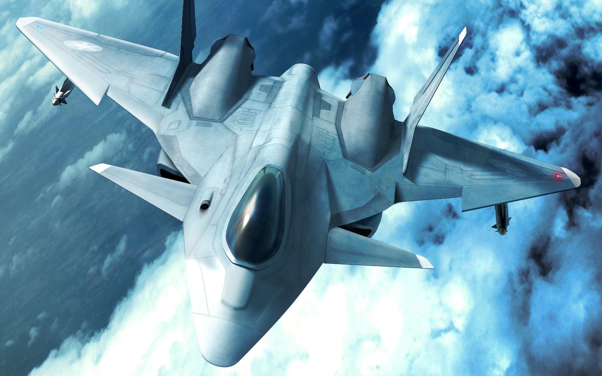 Res: 1920x1200, Ace Combat Wallpaper