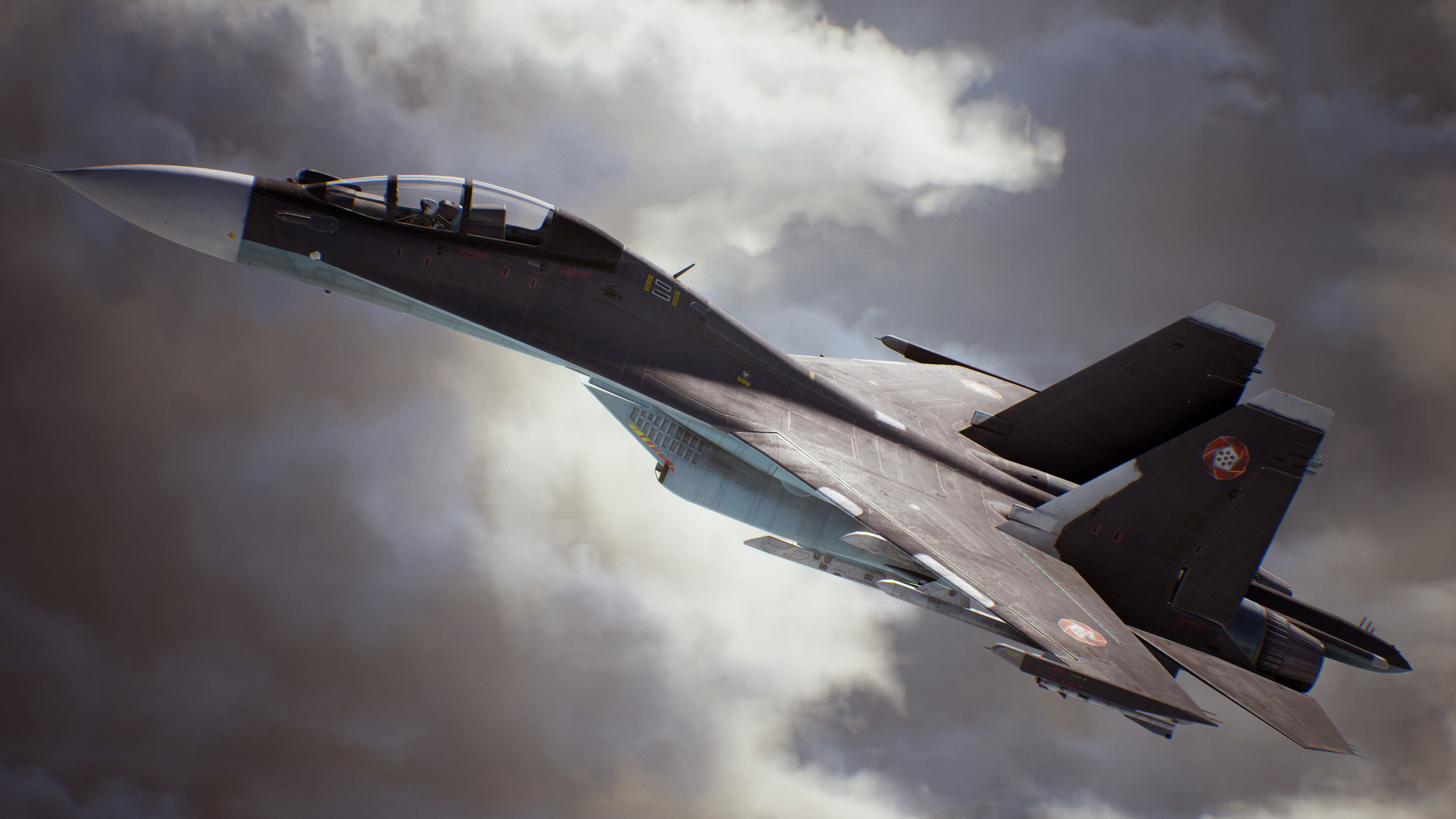 Res: 3840x2160, Ace Combat 7: Skies Unknown 4K Wallpaper ...