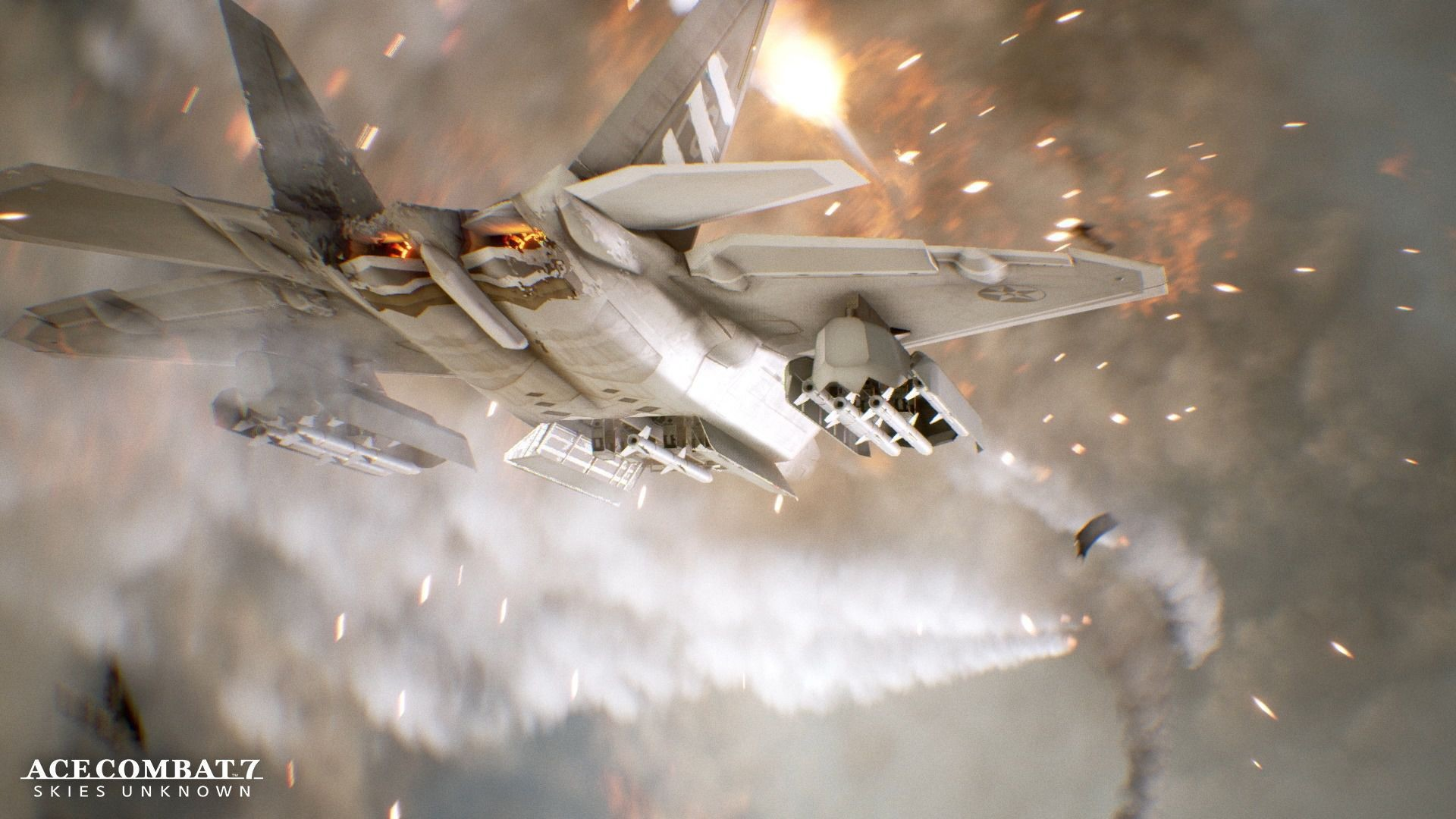 Res: 1920x1080, Ace Combat 7 Skies Unknown