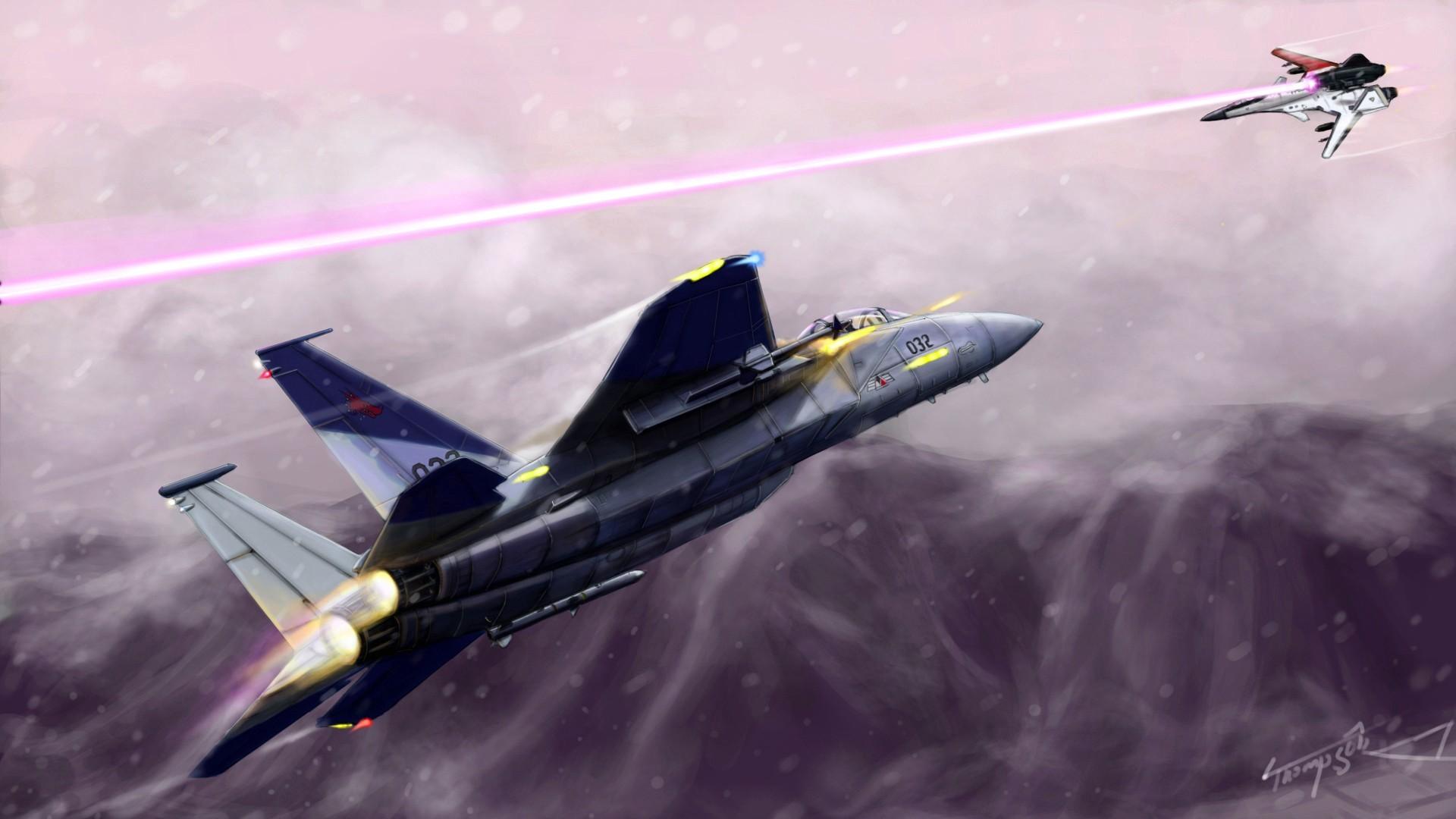 Res: 1920x1080, Ace Combat Full HD Wallpaper