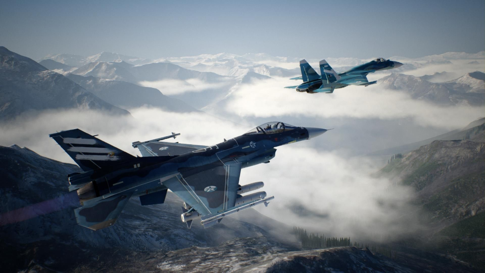 Res: 1920x1080, File Name Ace Combat 7 Skies Unknown Wallpapers Mobile | perkyseed