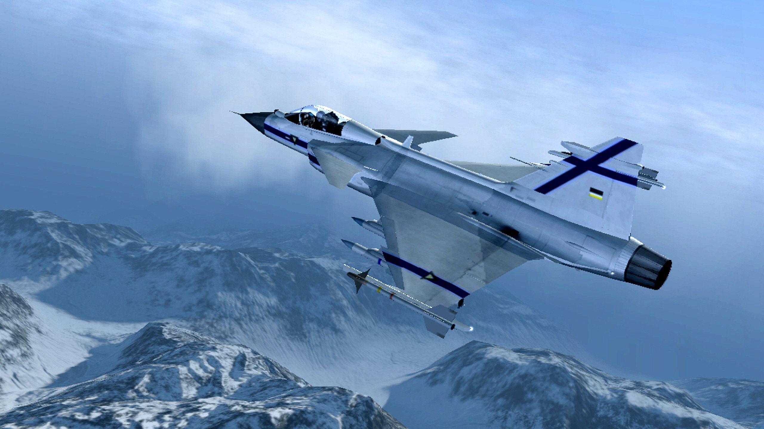 Res: 2560x1440, Ace Combat HD Wallpaper 14 - 2560 X 1440