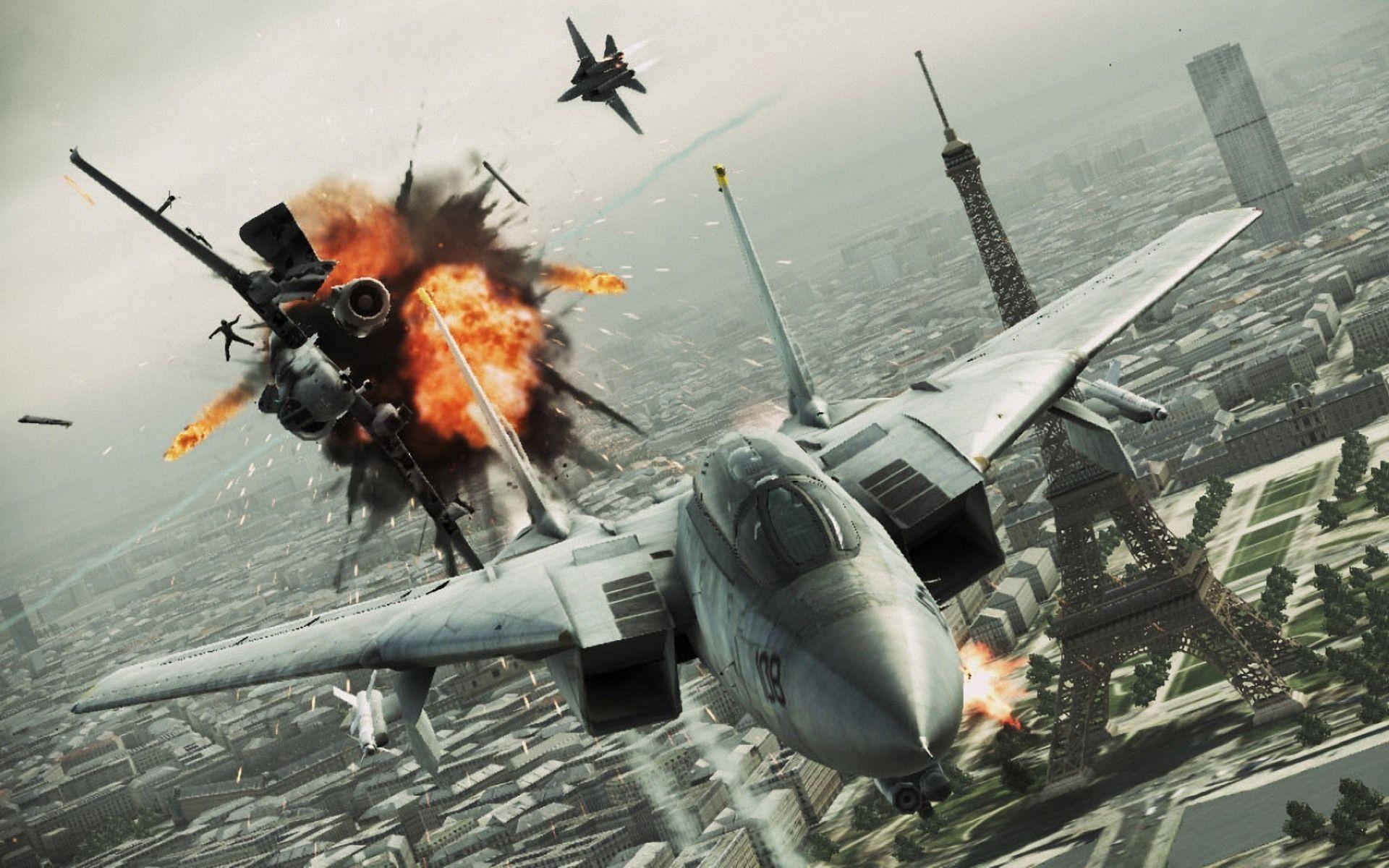Res: 1920x1200, Ace Combat HD Wallpaper HD 9 - 1920 X 1200
