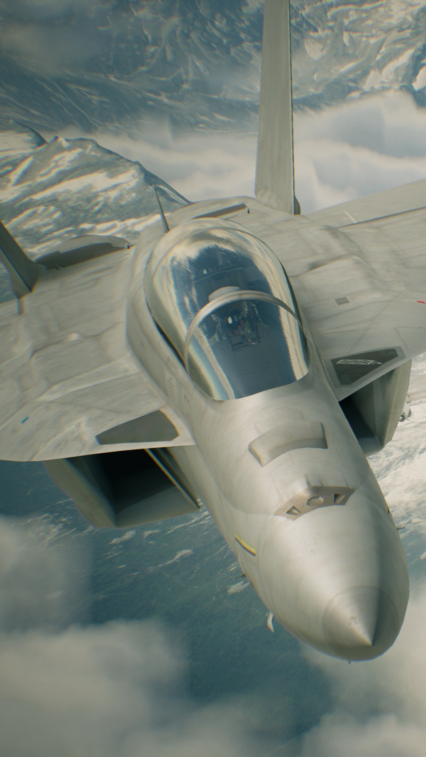 Res: 1440x2560, Games / Ace Combat 7: Skies Unknown Wallpaper