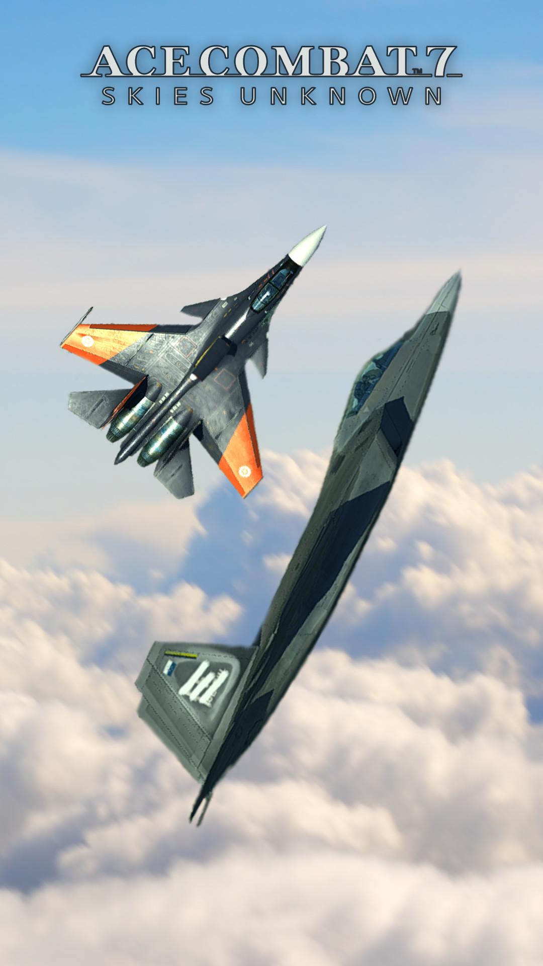 Res: 1080x1920, 1920x1080 ace combat assault horizon game ace plane flying hd widescreen  wallpaper