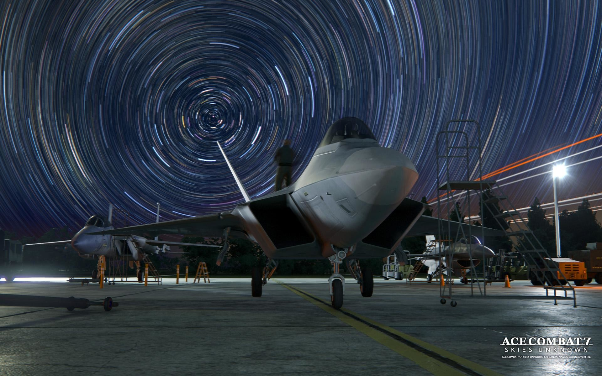 Res: 1920x1200, Ace Combat 7New Christmas Wallpaper ...