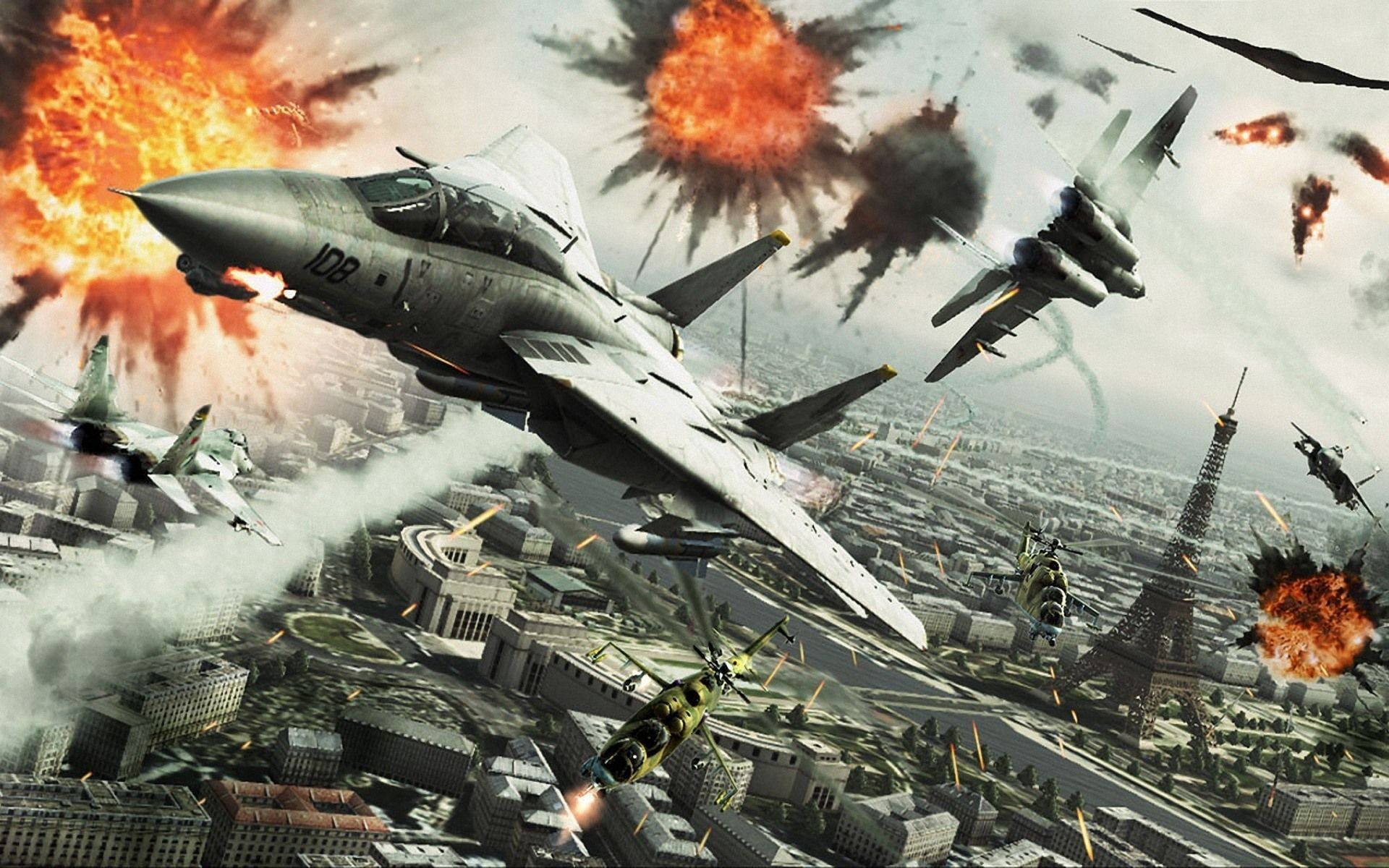 Res: 1920x1200, Beautiful Ace Combat Wallpapers Widescreen