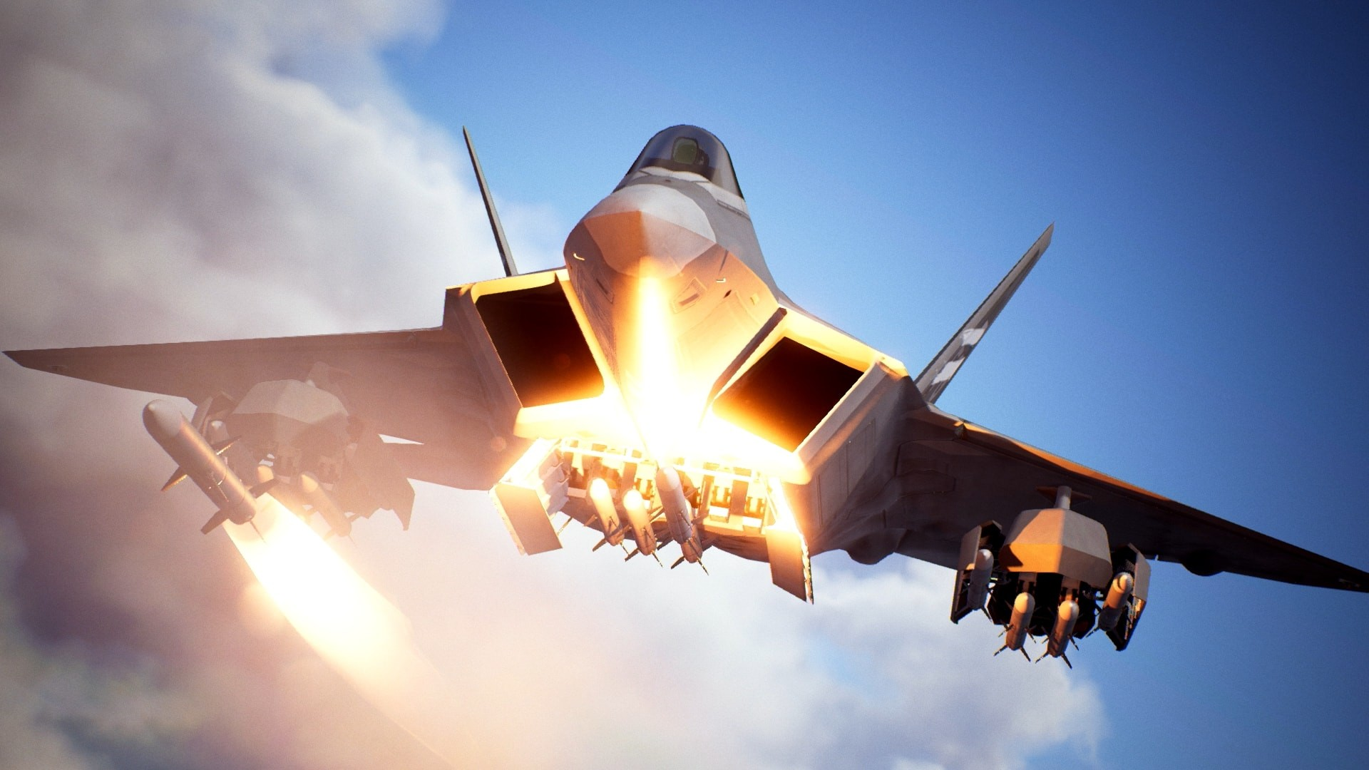 Res: 1920x1080, Get pumped for Ace Combat 7: Skies Unknown with the new launch trailer -  VG247
