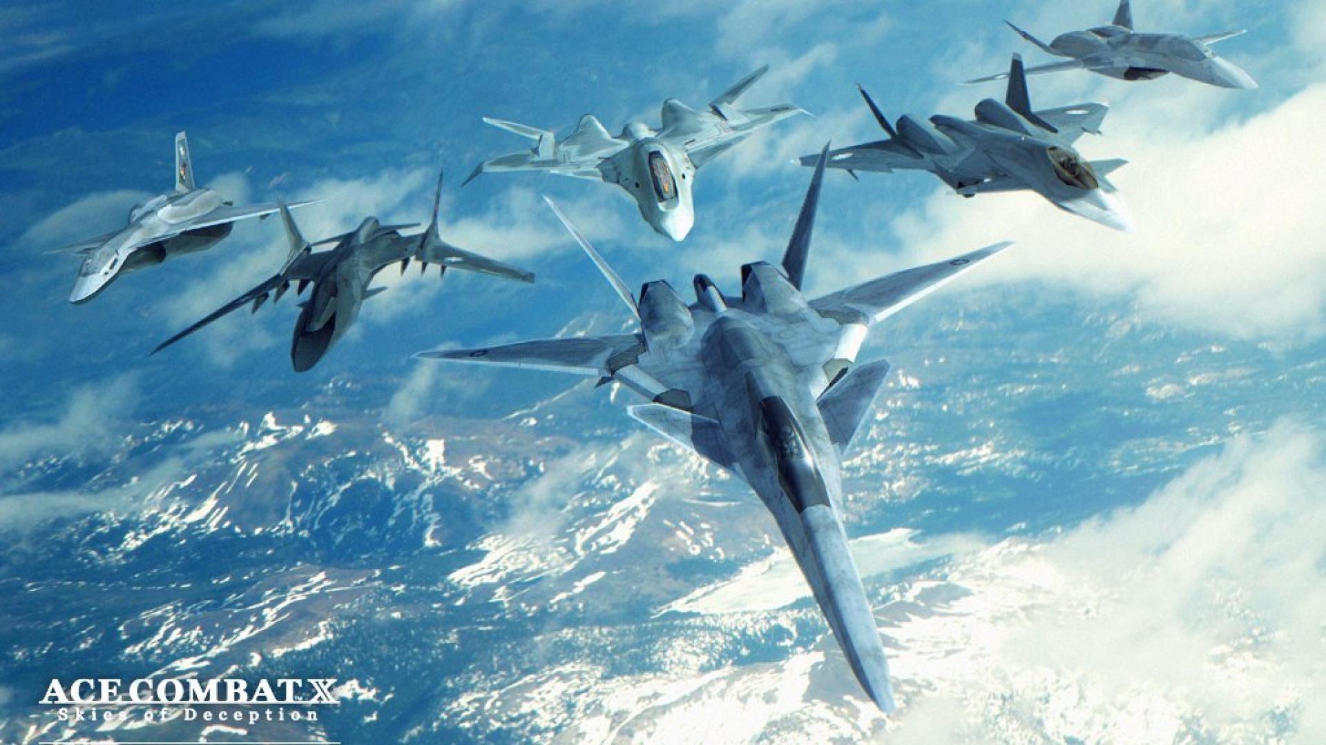 Res: 1920x1080, Ace Combat wallpaper