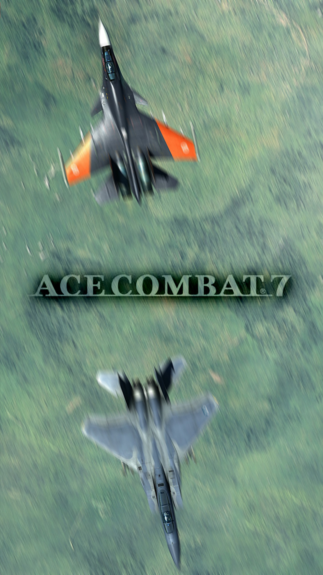 Res: 1080x1920, ... ACE COMBAT 7 Wallpaper #2 by BillyM12345