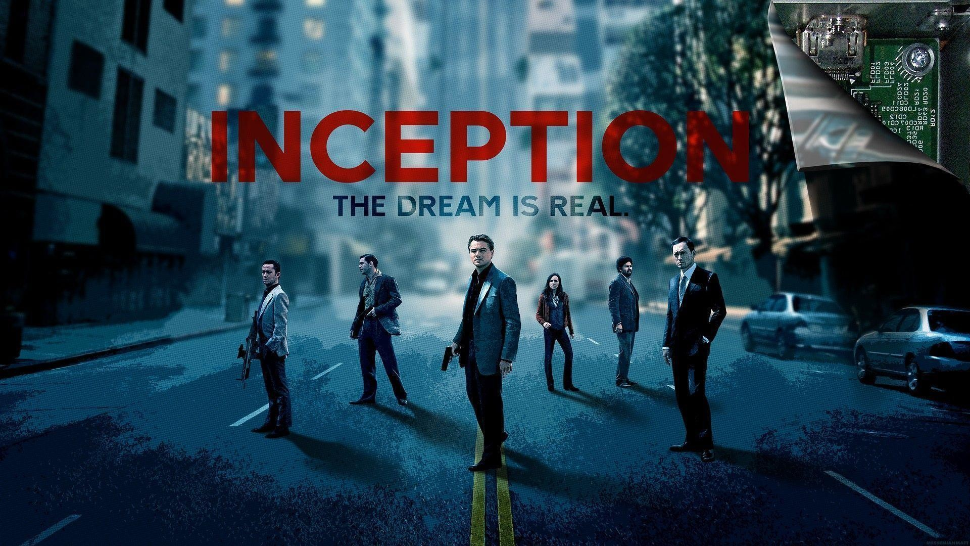 Res: 1920x1080, Inception - Wallpapers