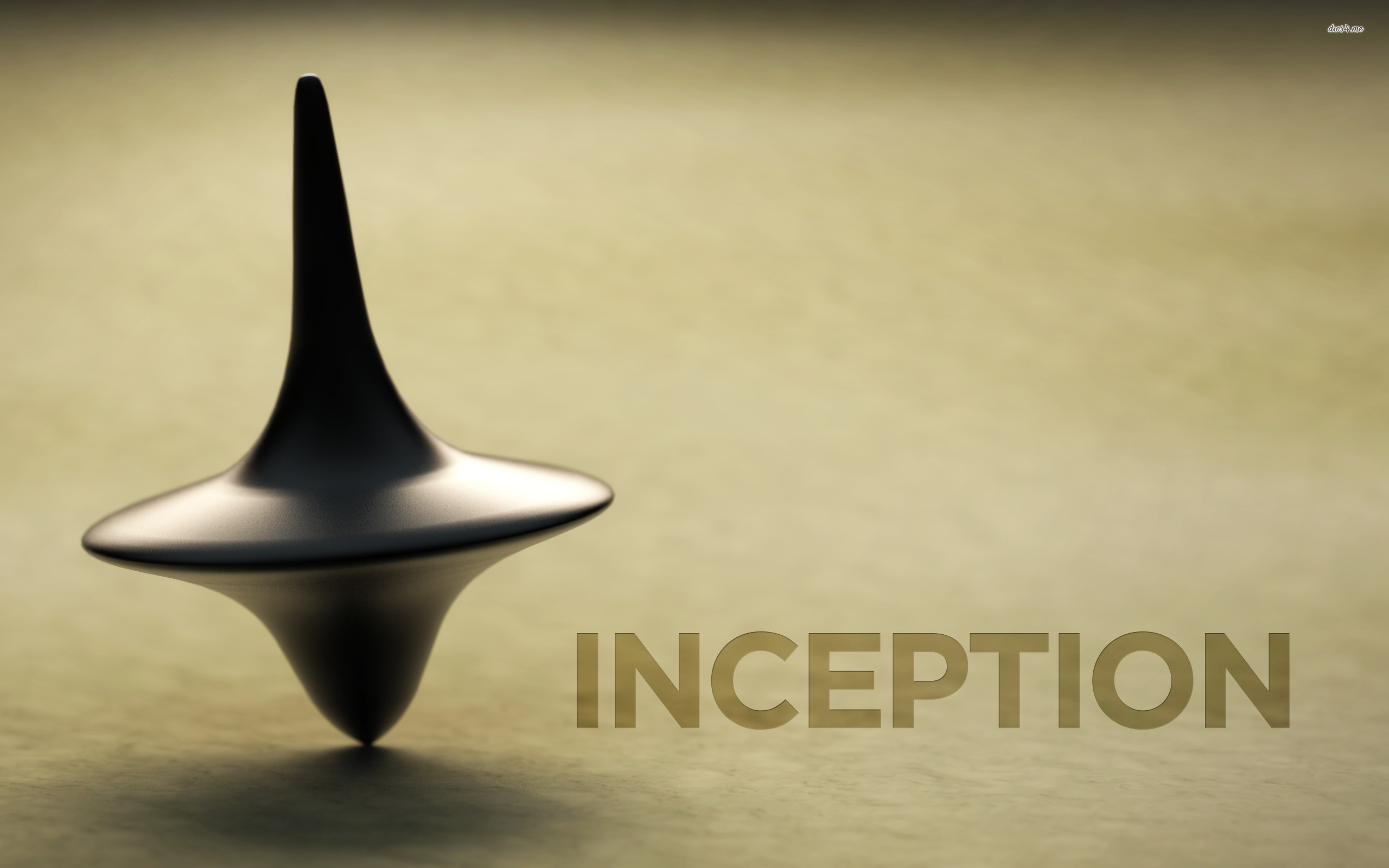 Res: 2560x1600, ... Inception wallpaper  ...