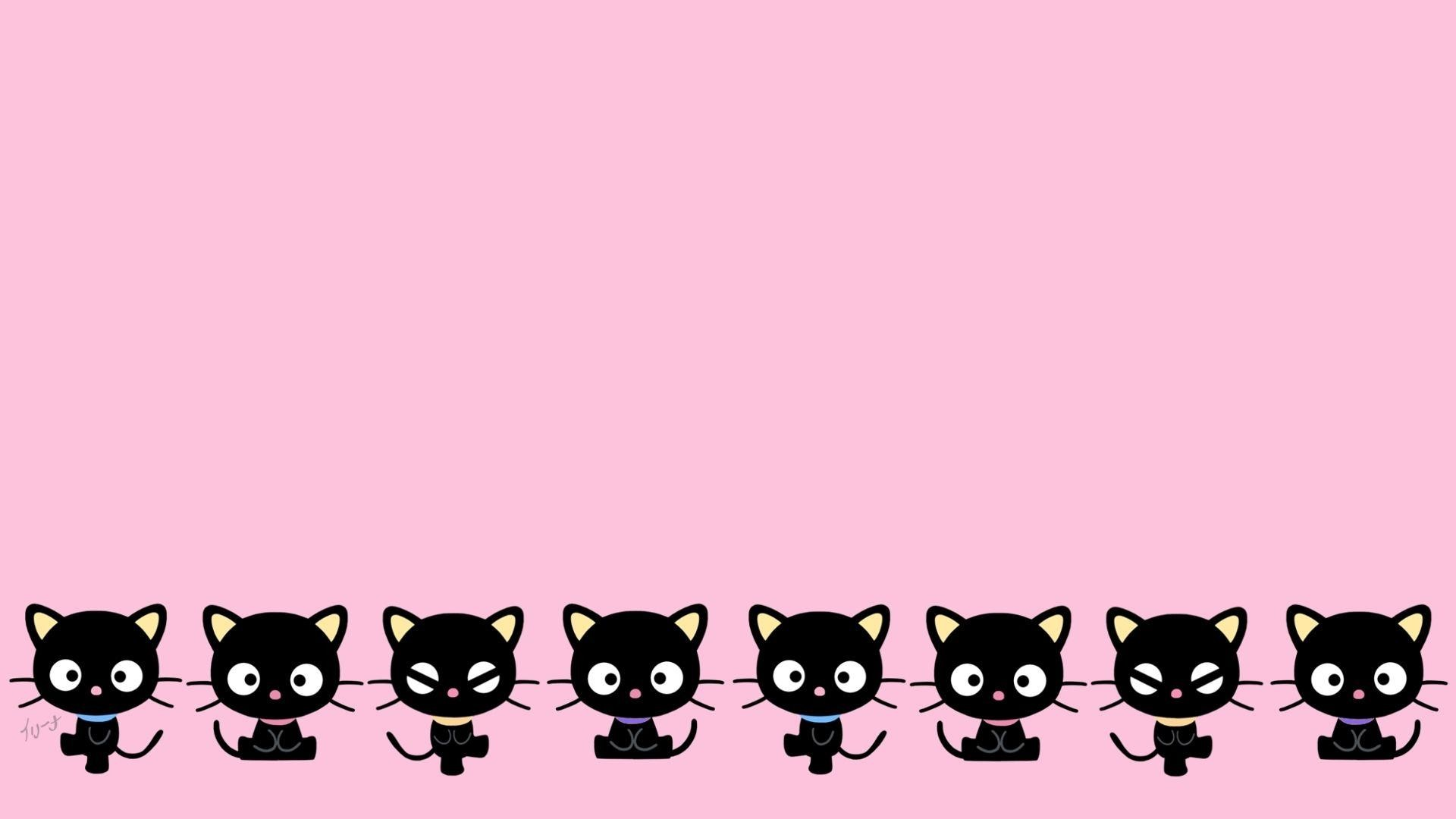Res: 1920x1080, Wallpapers For > Cute Chococat Wallpaper