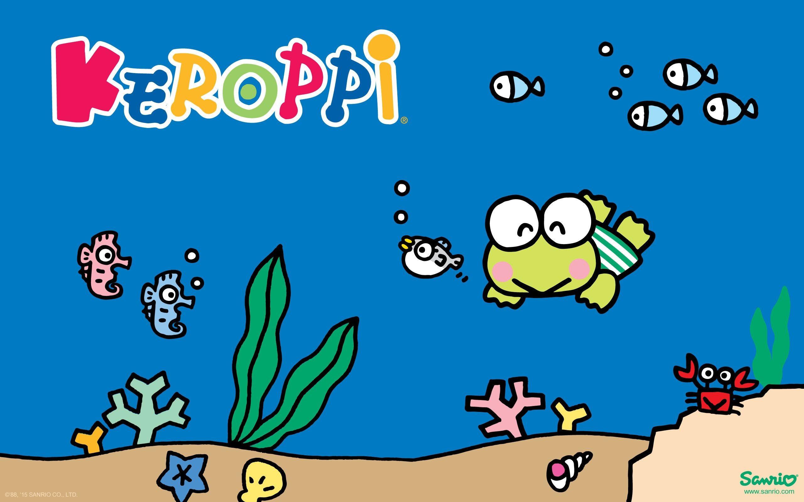 Res: 2560x1600, Cute Cartoon Character Wallpaper 61 - Get HD Wallpapers Free