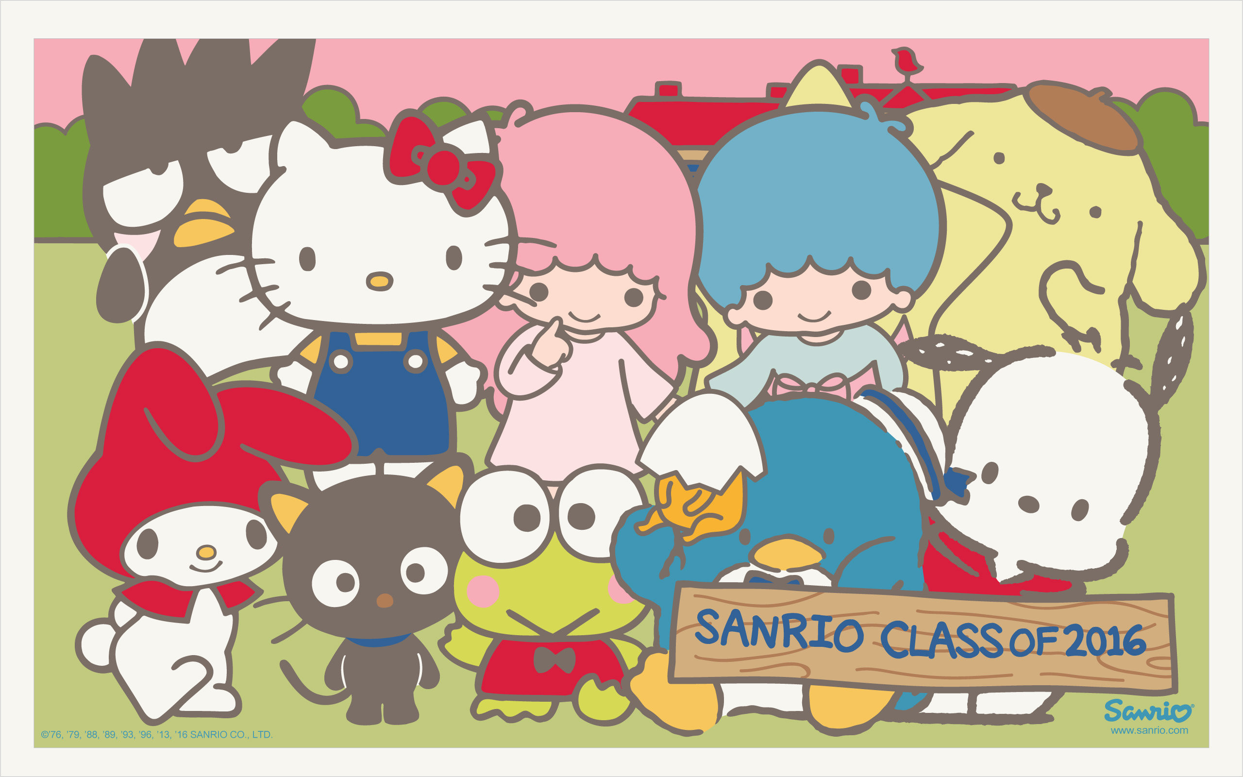 Res: 2560x1600, My Sanrio Fave