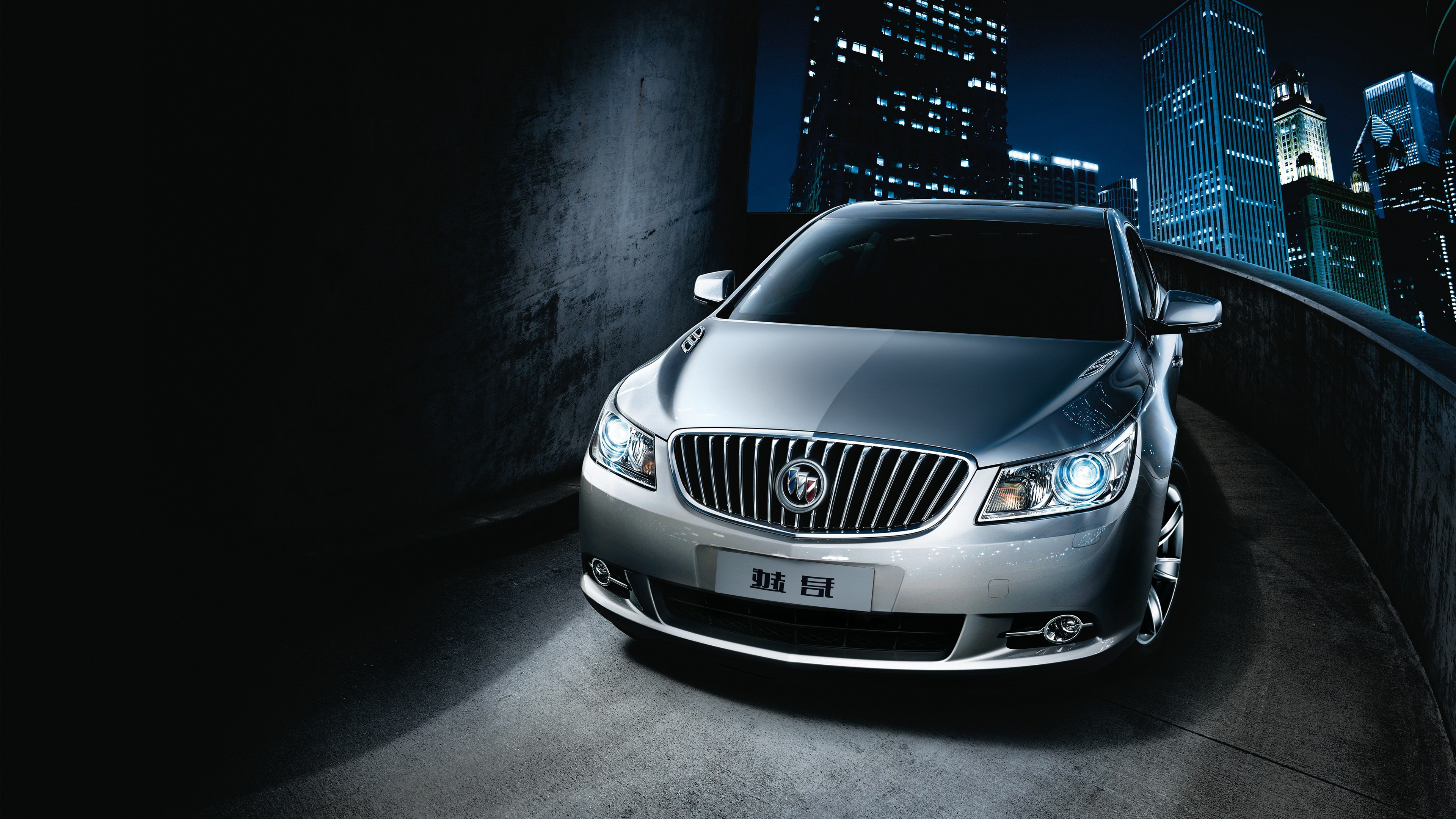 Res: 3840x2160, Buick LaCrosse Wallpaper 12 - 3840 X 2160