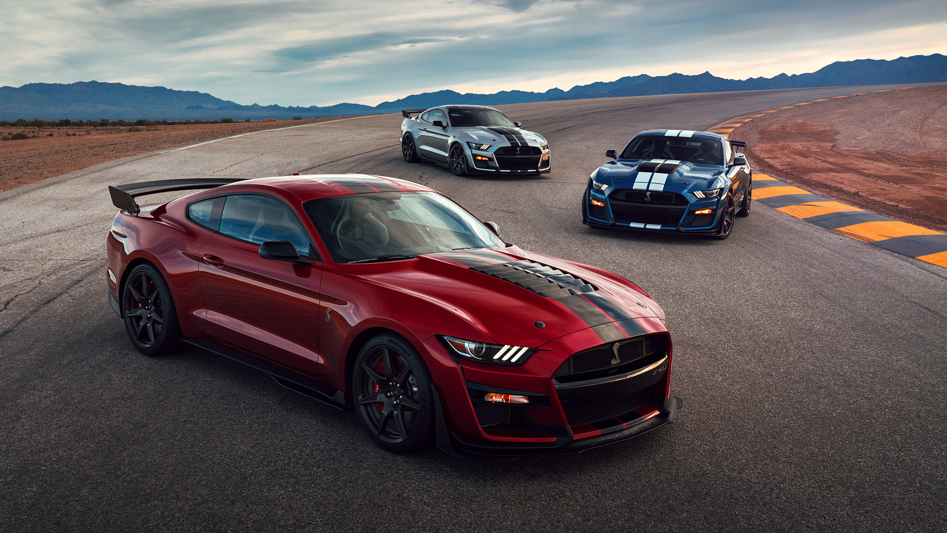 Res: 1920x1080, 2020 Ford Mustang Shelby GT500 picture.