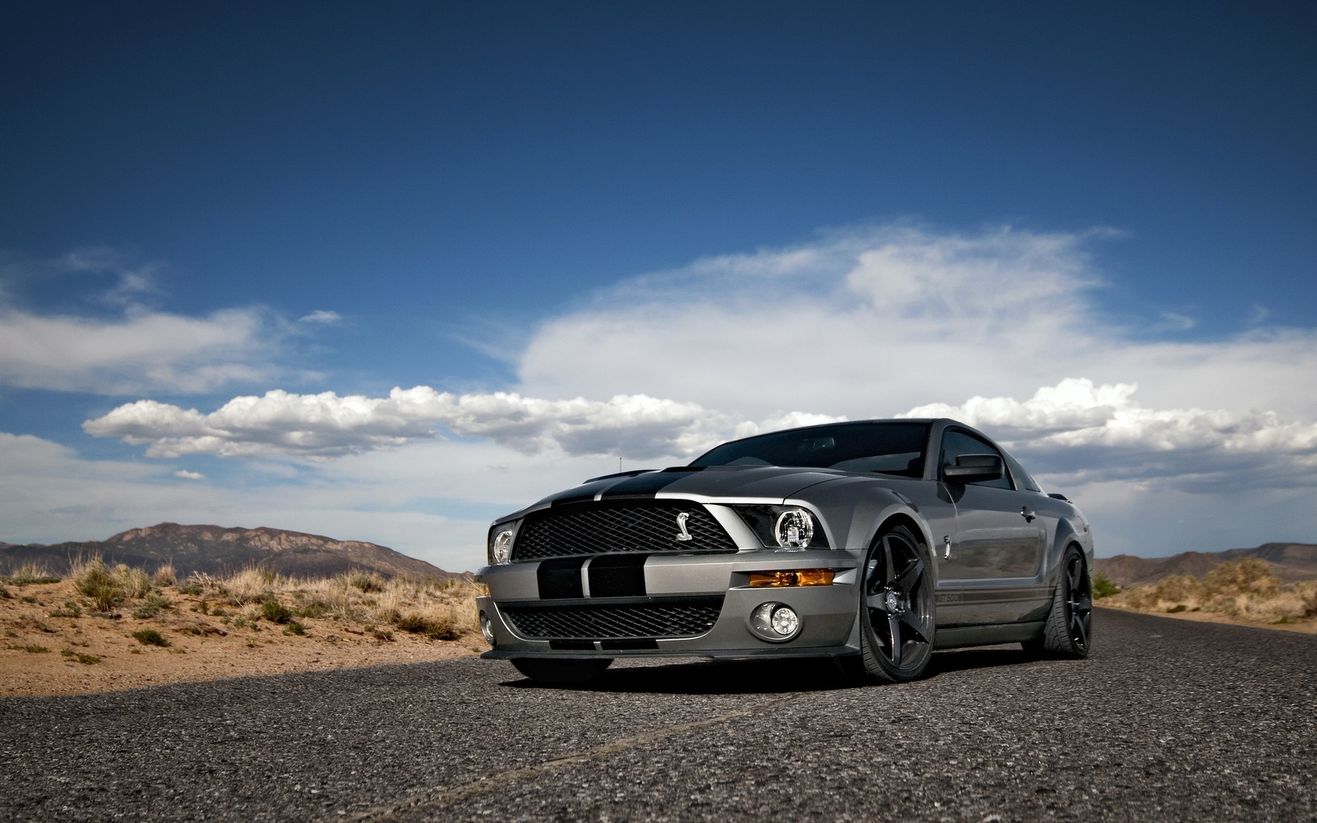 Res: 1920x1200, Cars roads ford mustang shelby gt500 wallpaper |  | 11838 |  WallpaperUP